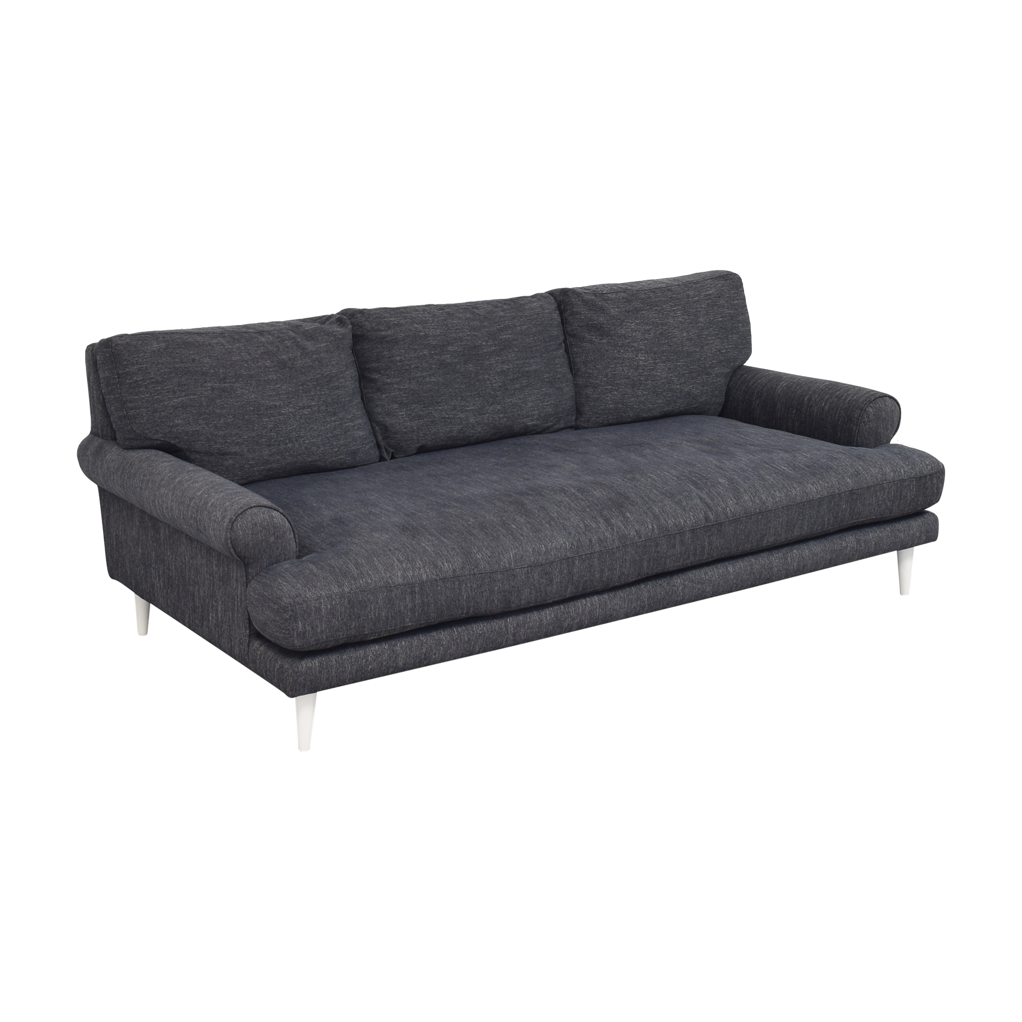 shop Interior Define Maxwell Bench Cushion Sofa Interior Define Sofas
