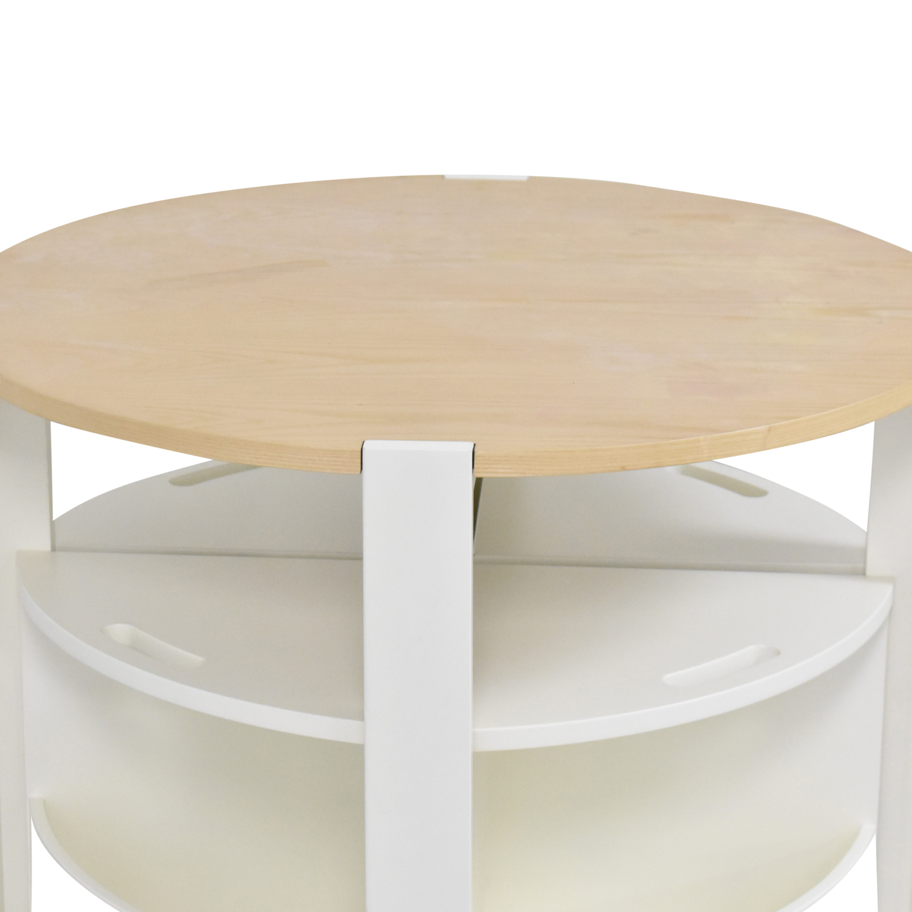 buy Crate & Barrel Nesting Play Table and Chairs Crate & Barrel Tables