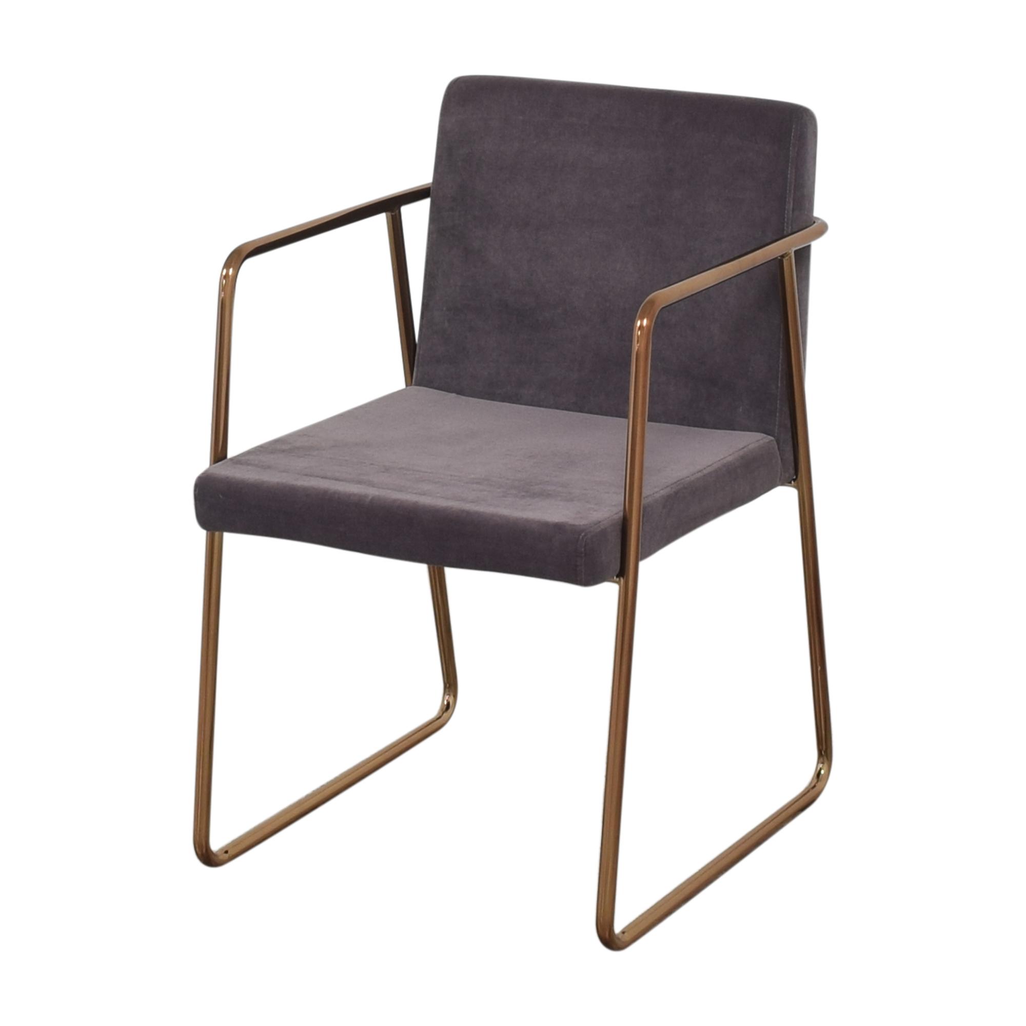 CB2 CB2 Rouka Chairs nyc