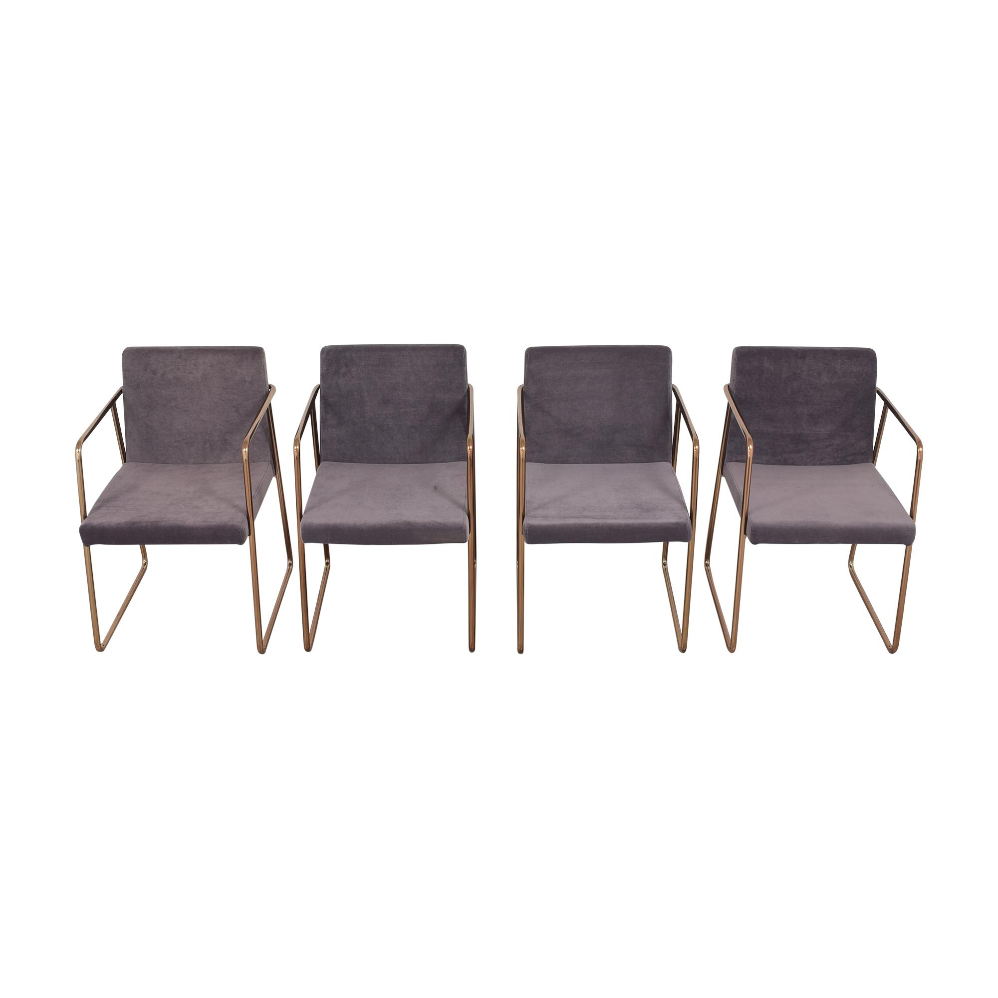 CB2 CB2 Rouka Chairs nj