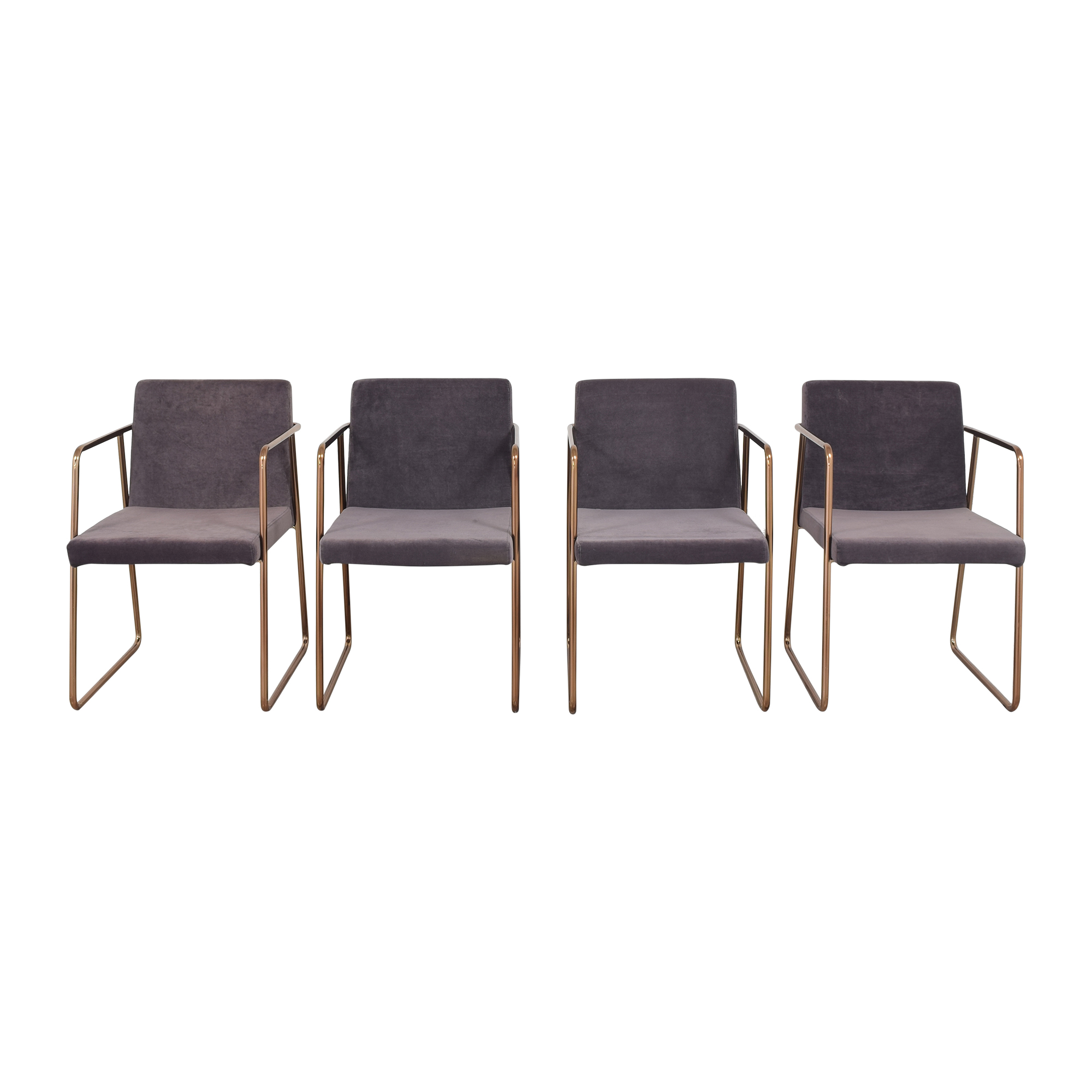 CB2 CB2 Rouka Chairs ct