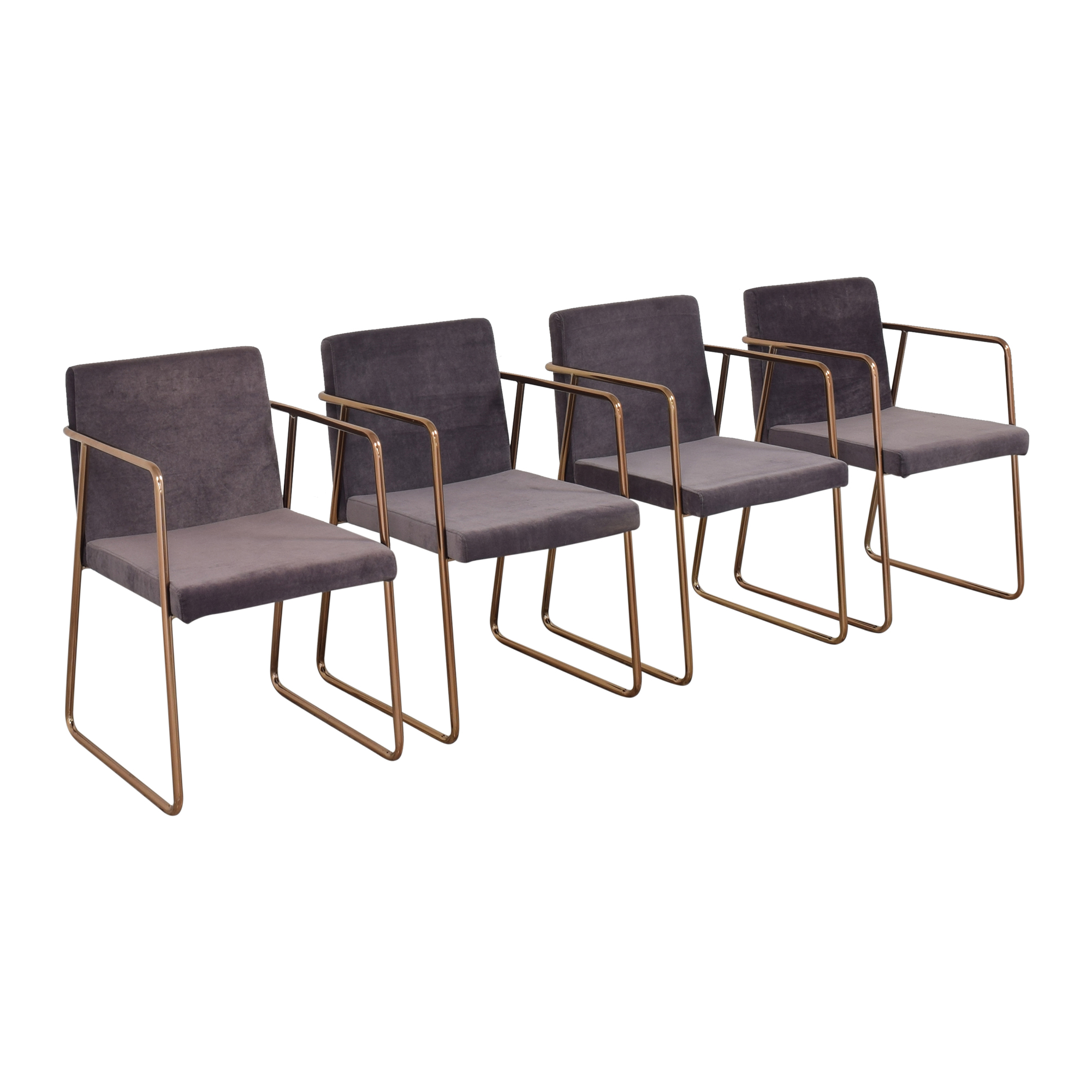 CB2 CB2 Rouka Chairs for sale