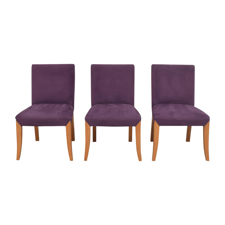 Custom Dining Side Chairs nj