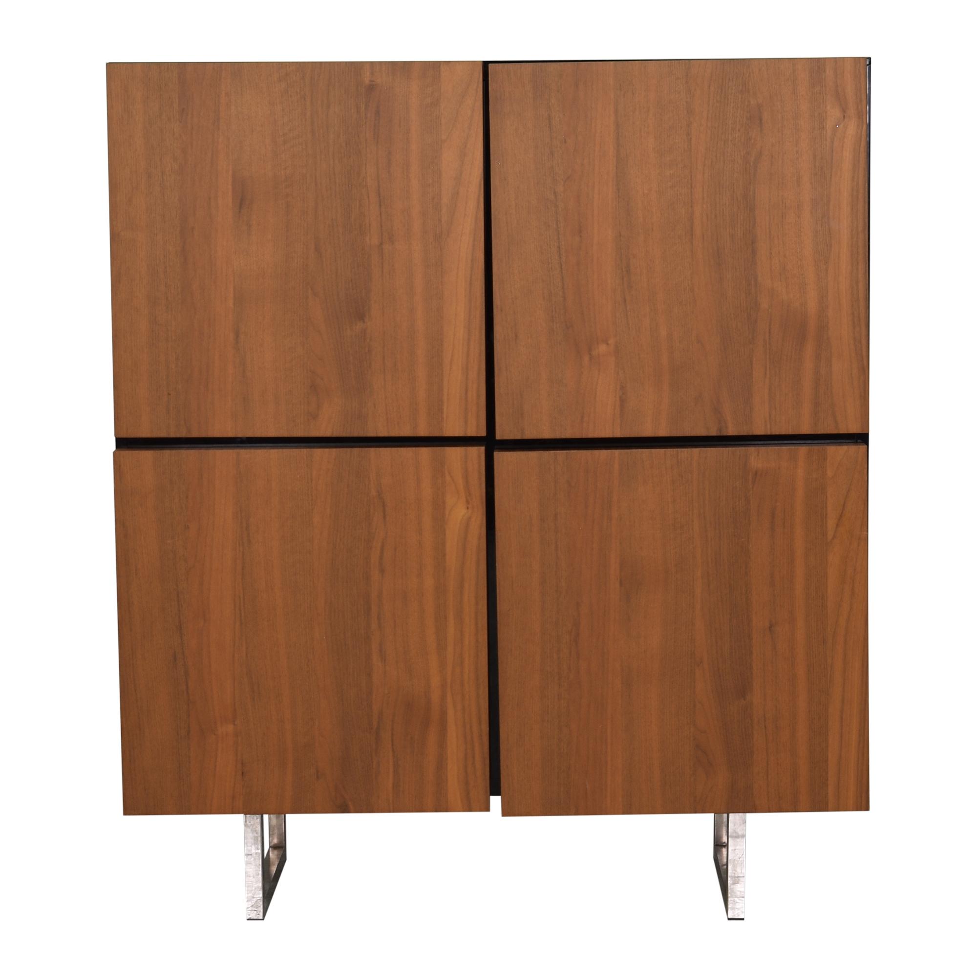 Calligaris Calligaris Seattle Four Door Cabinet Cabinets & Sideboards