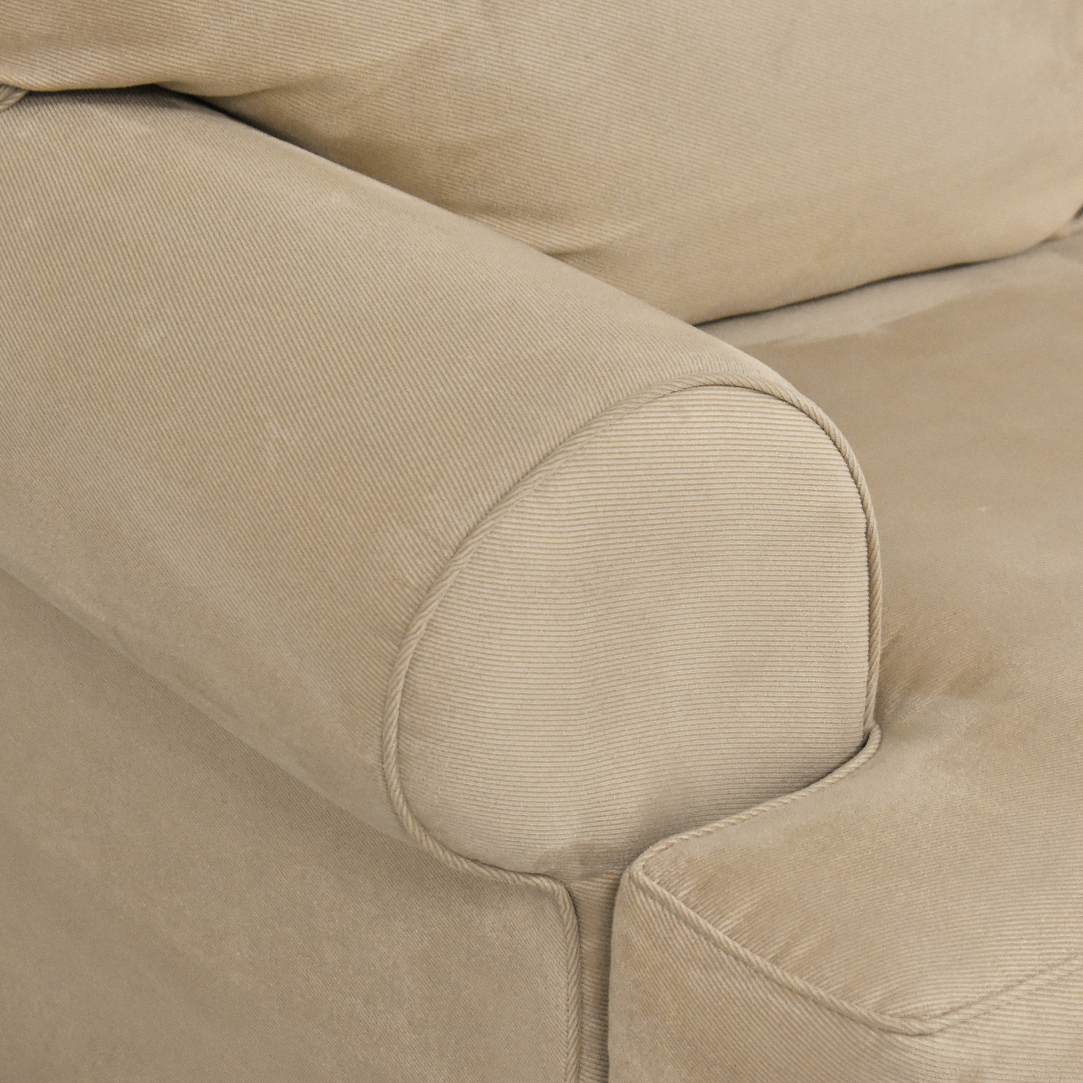 Raymour & Flanigan Raymour & Flanigan Two Cushion Loveseat for sale
