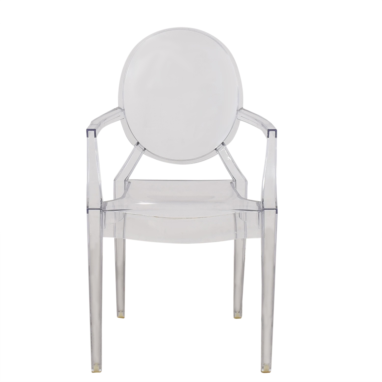 Kartell Kartell Louis Ghost Chair nyc