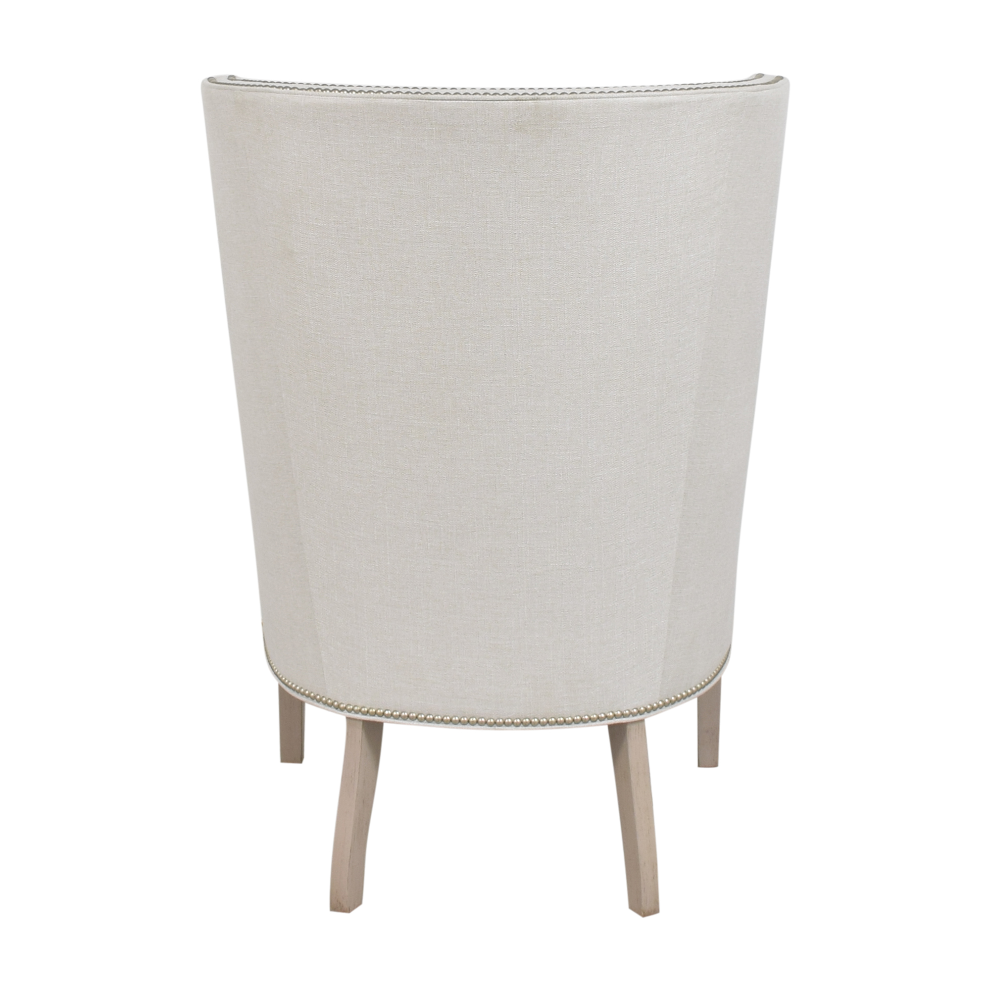 Hickory White Hickory White Nailhead Wing Chair nyc