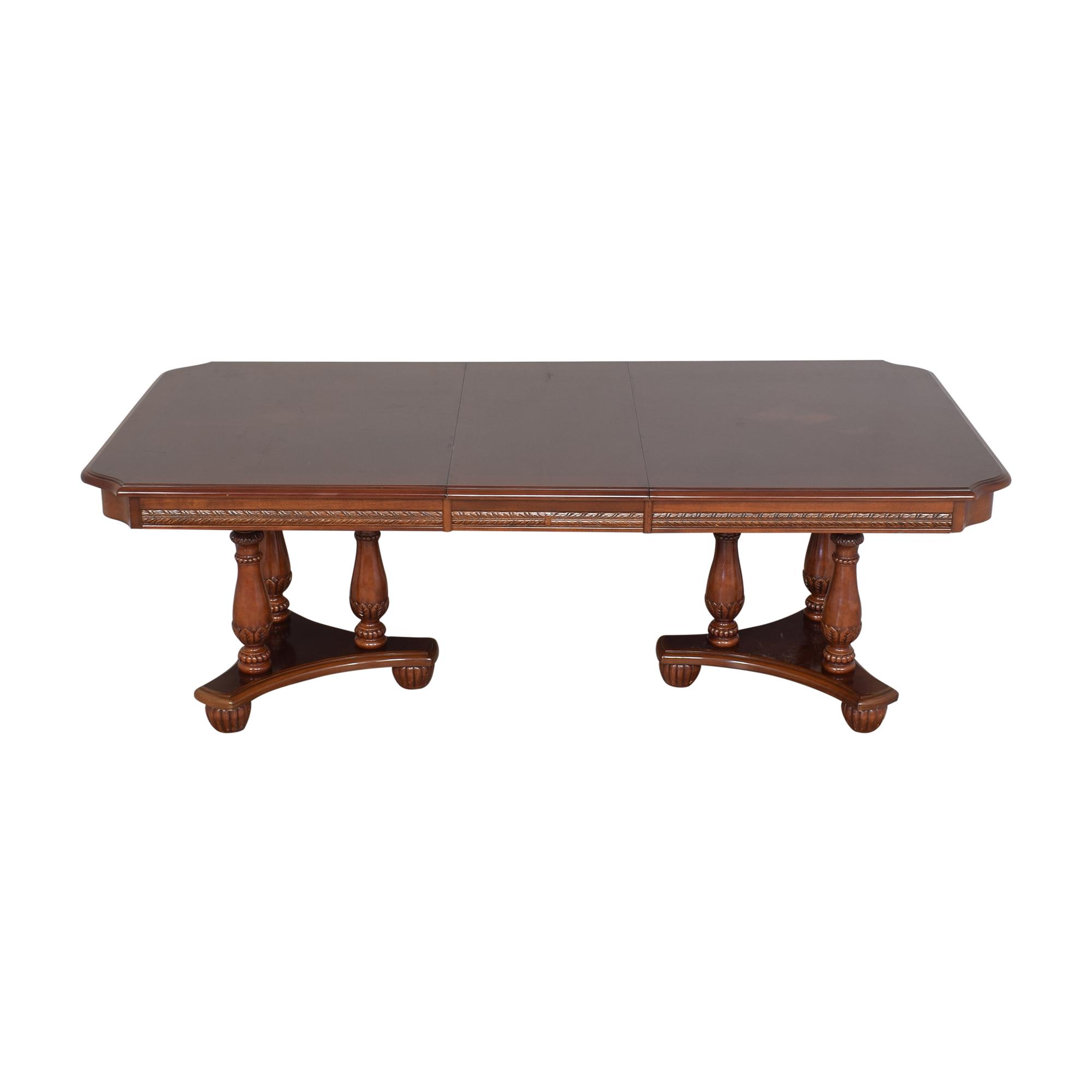 buy North Carolina Furniture Extendable Dining Table North Carolina Furniture Company Dinner Tables