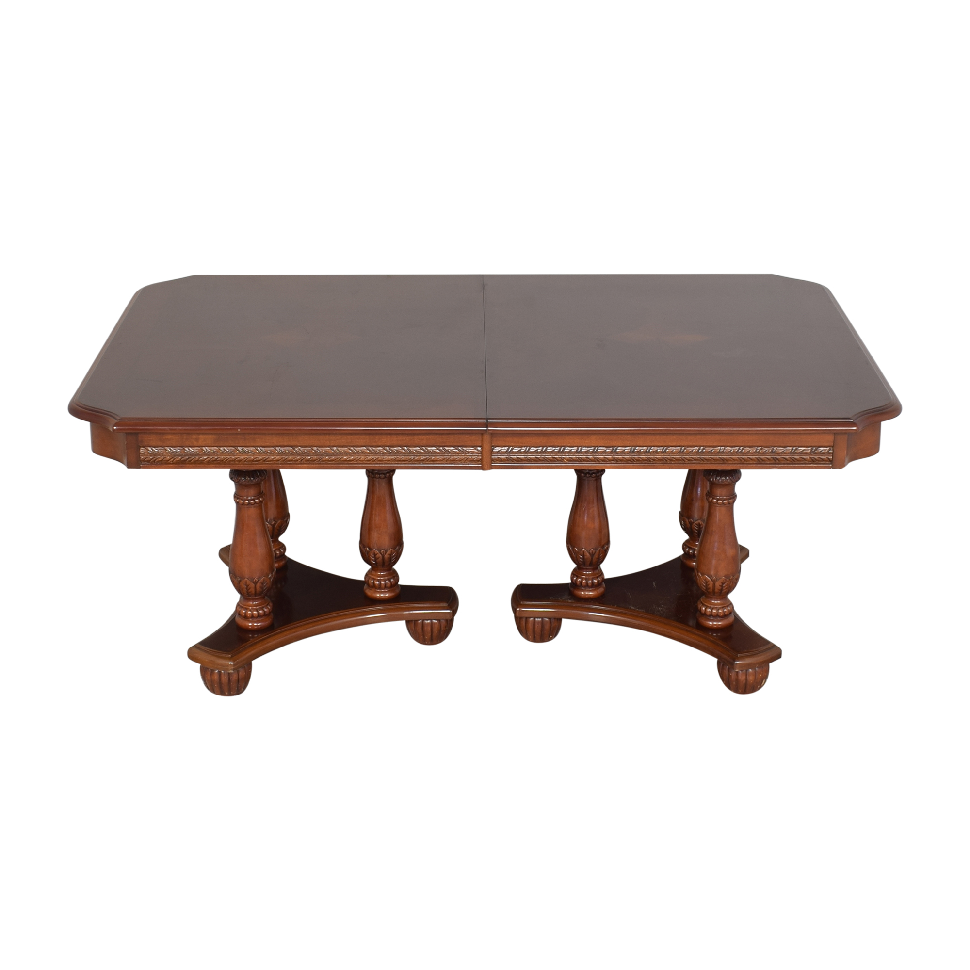 North Carolina Furniture Extendable Dining Table sale
