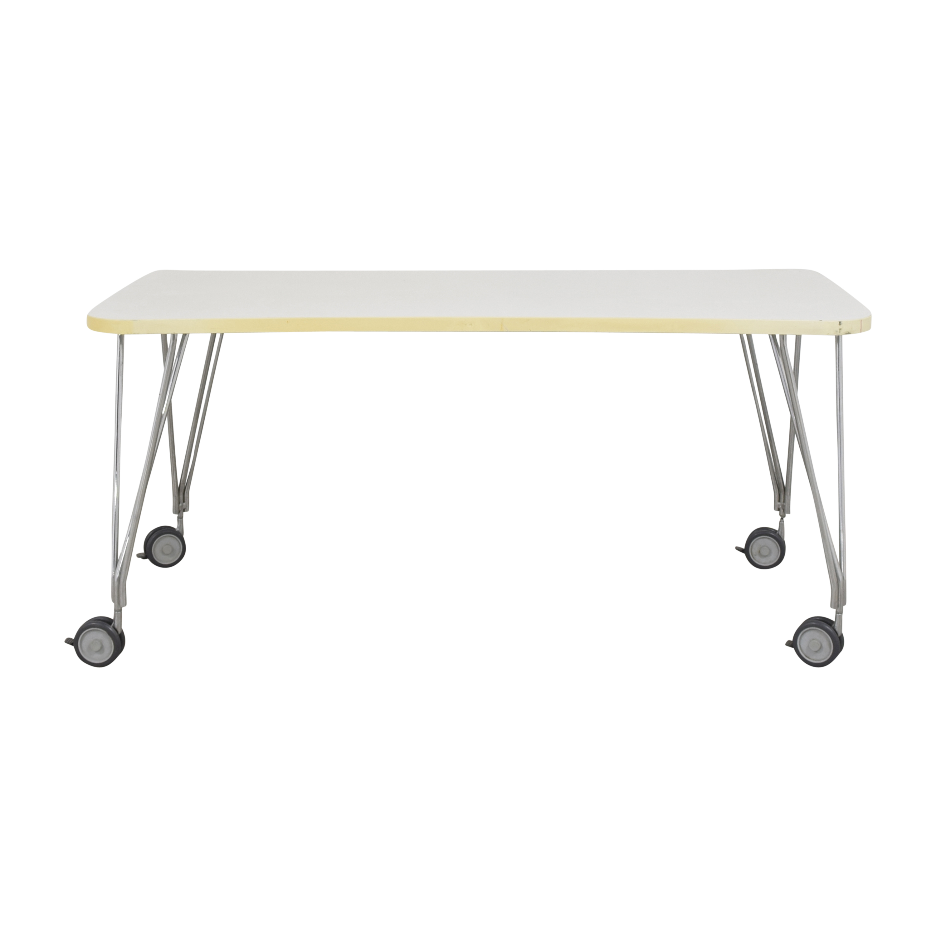 Kartell Kartell Max Table with Wheels price