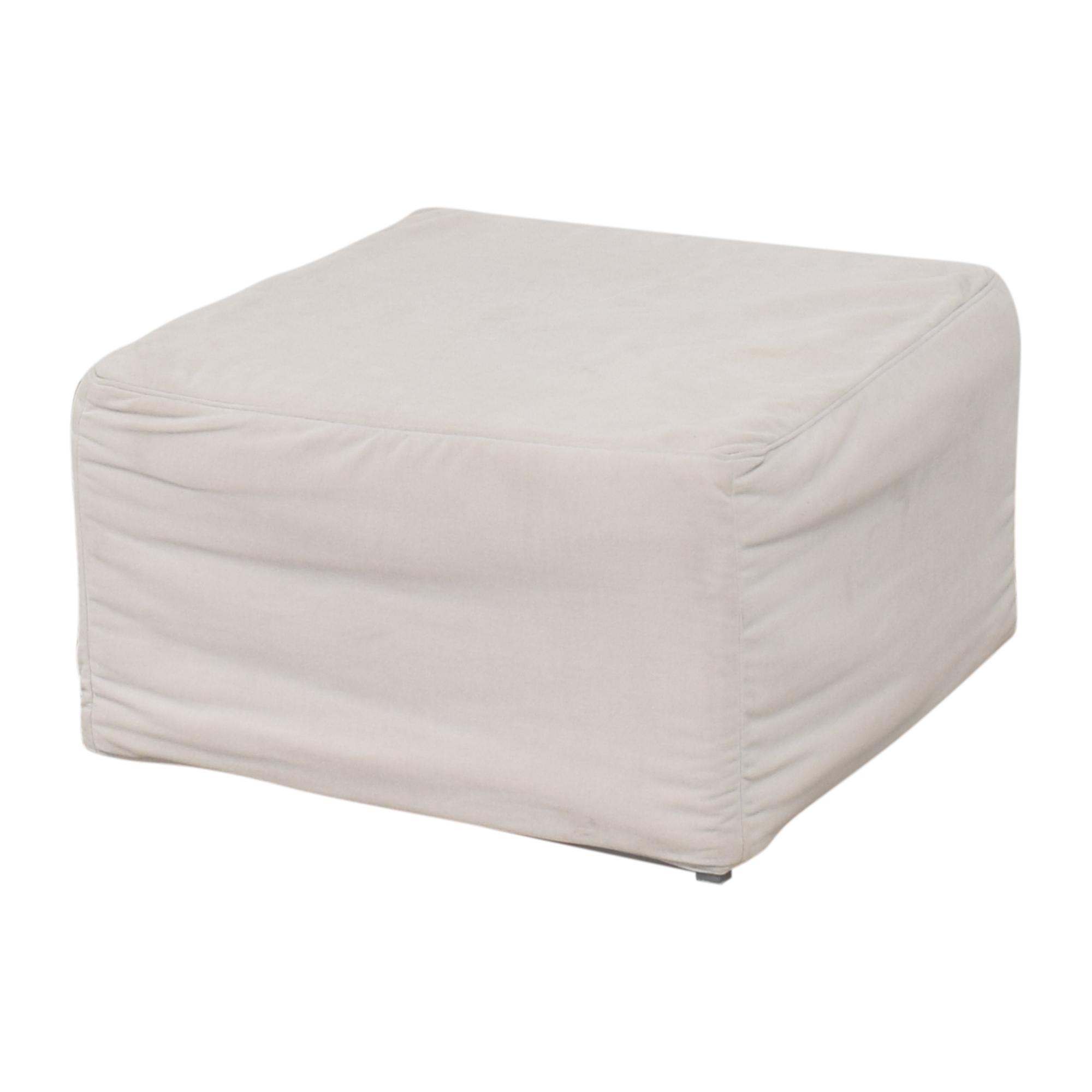 buy BoConcept Xtra Footstool with Sleeping Function BoConcept