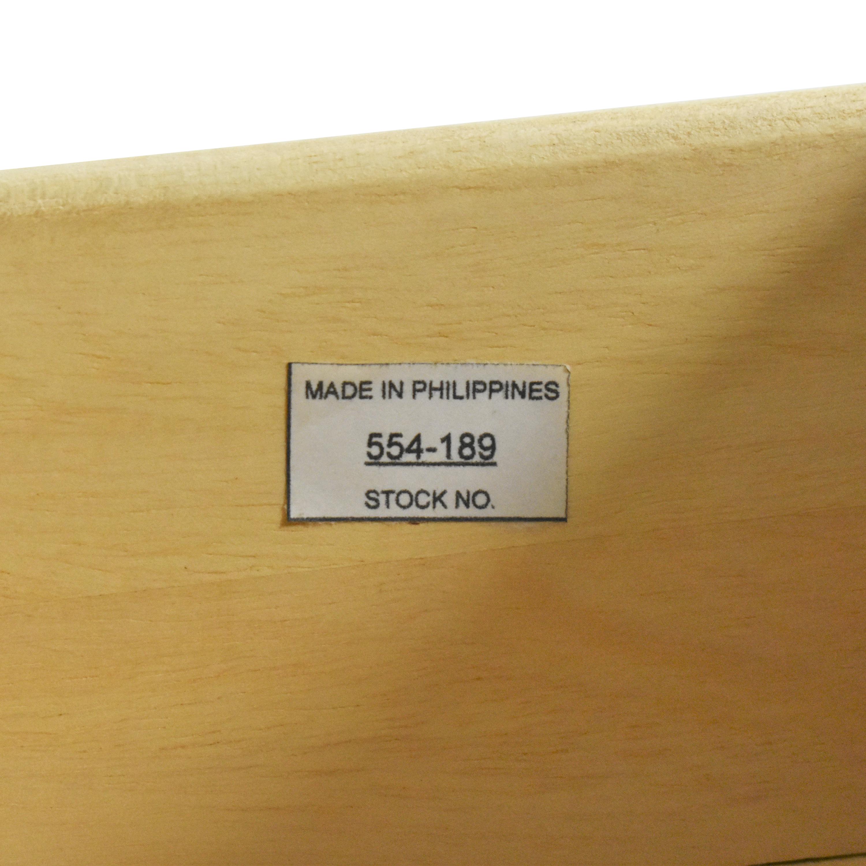 Crate & Barrel Crate & Barrel Maxine Bar Cabinet Storage