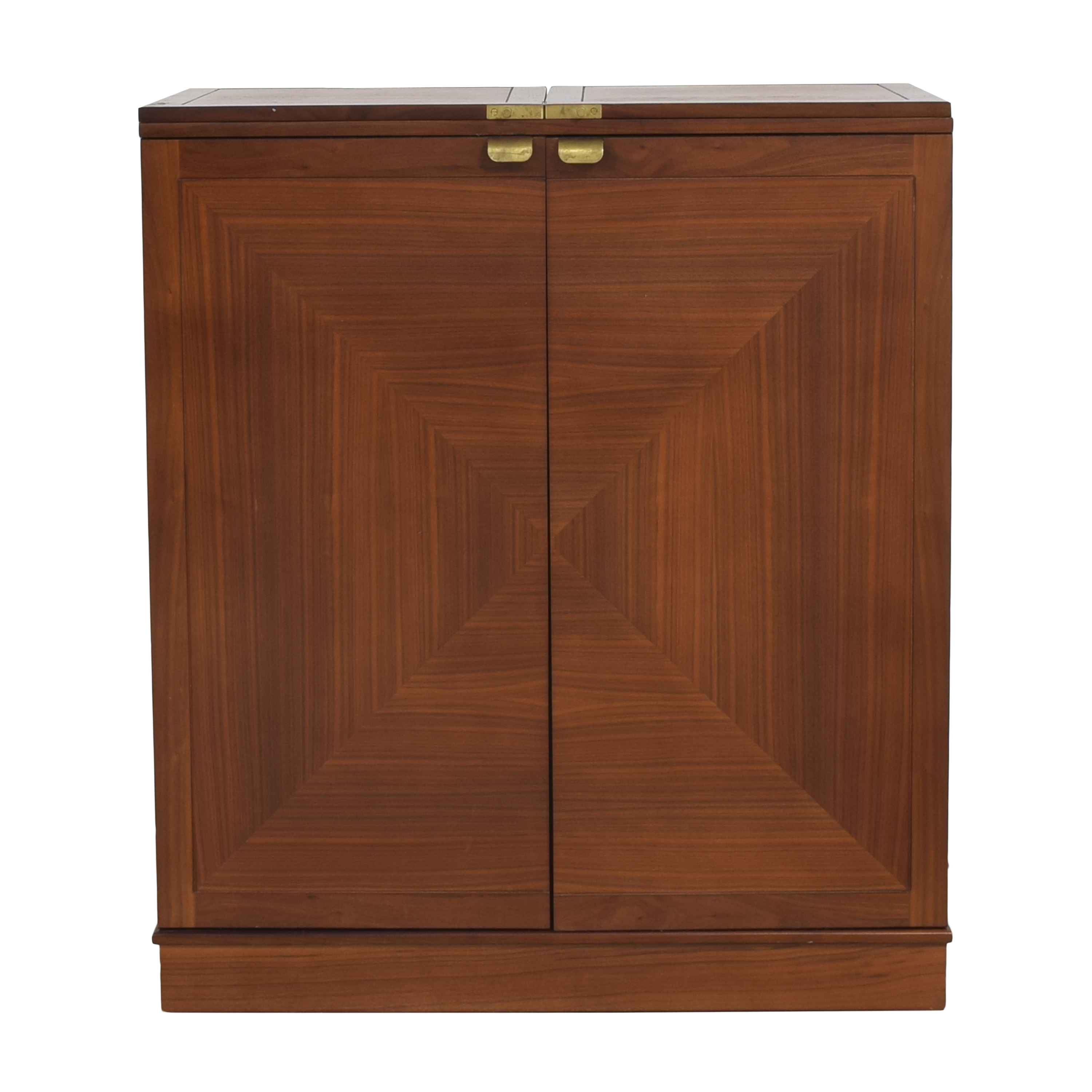 Crate & Barrel Crate & Barrel Maxine Bar Cabinet used