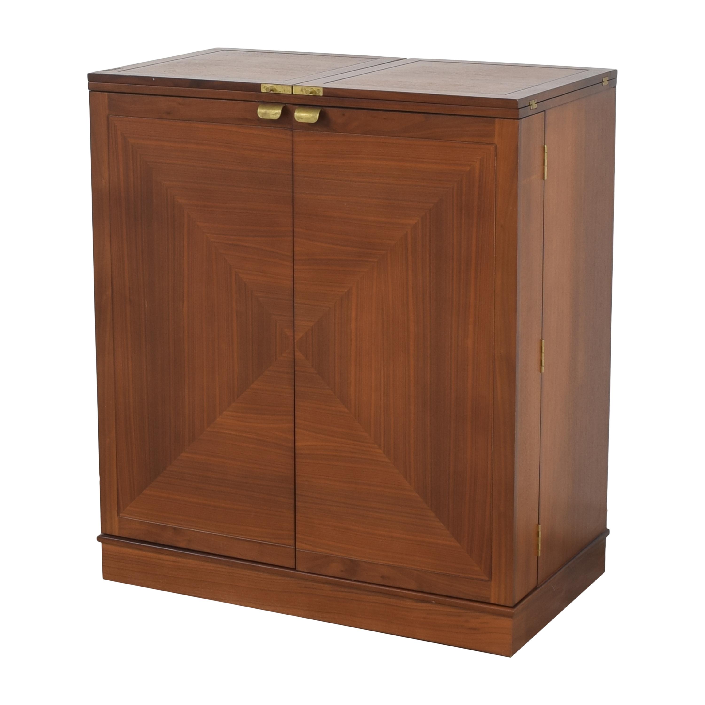 Crate & Barrel Crate & Barrel Maxine Bar Cabinet ma