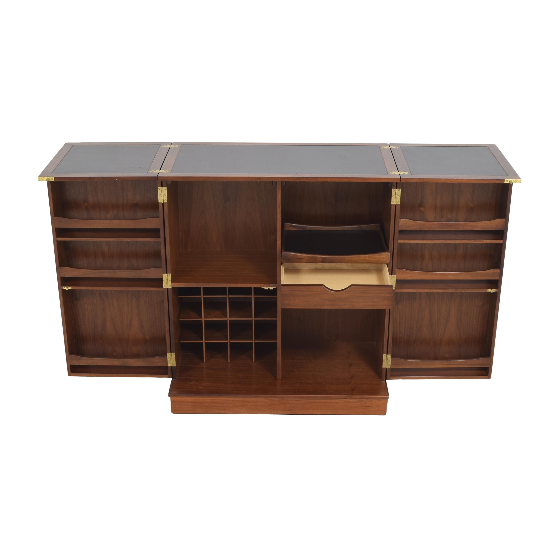 Crate & Barrel Crate & Barrel Maxine Bar Cabinet ct