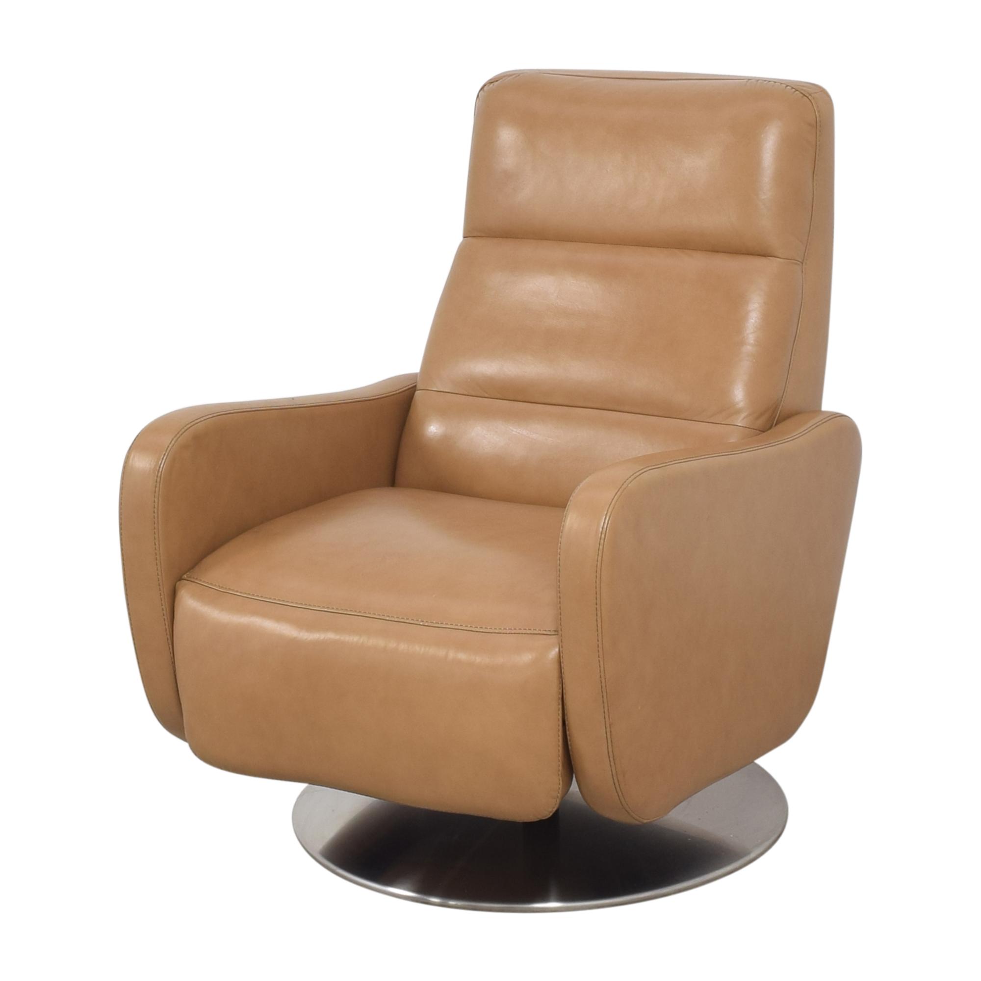 buy Elite Leather Company Aries Recliner Elite Leather Company Recliners