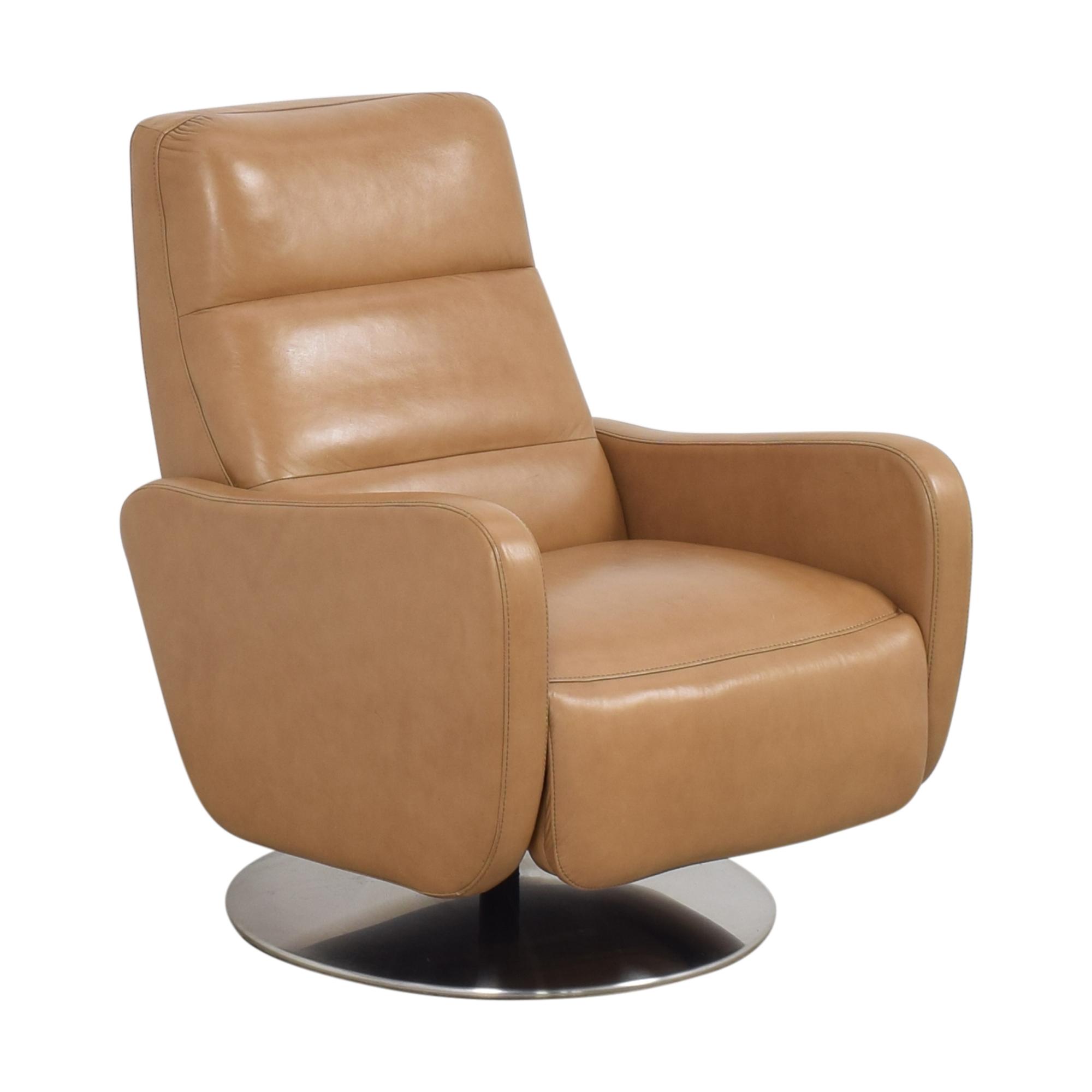 Elite Leather Company Elite Leather Company Aries Recliner ma