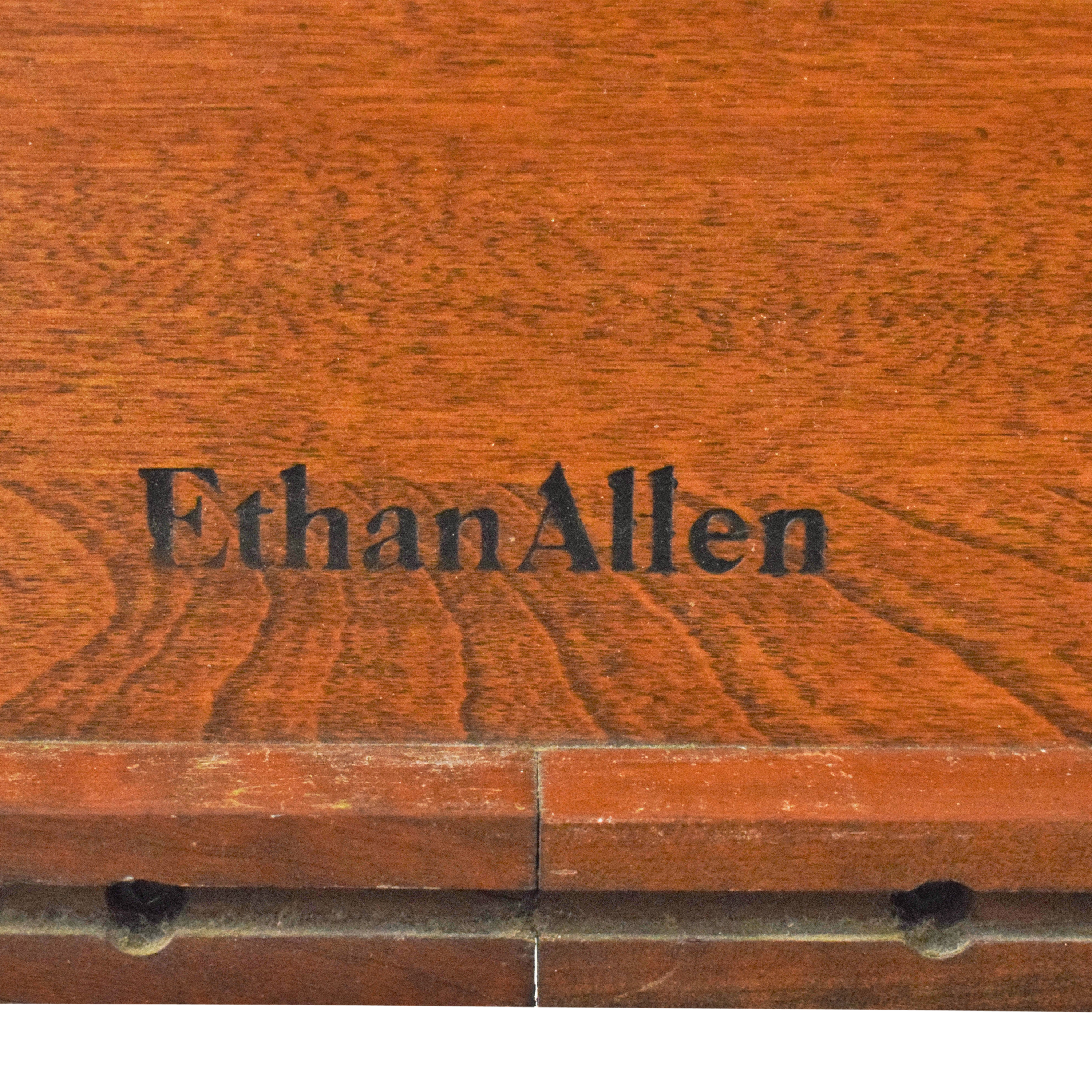 Ethan Allen Ethan Allen Country French Full Sleigh Bed price
