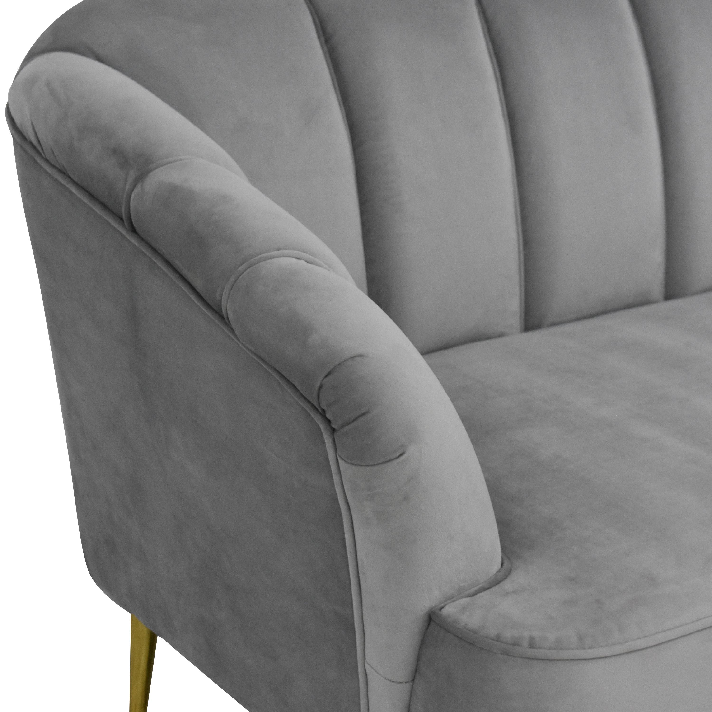buy Wayfair Everly Quinn Adelbert Flared Arm Sofa Wayfair Classic Sofas