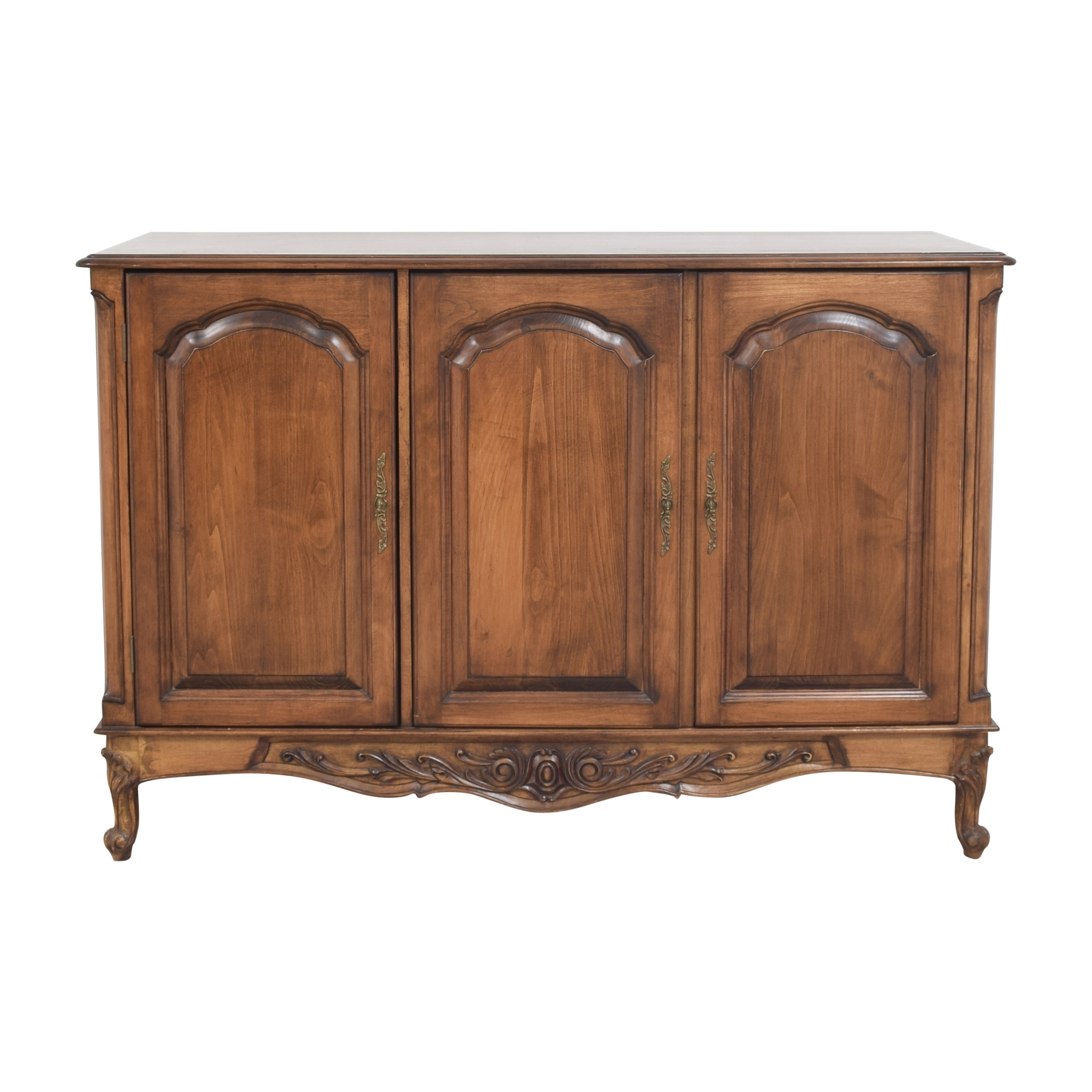 Custom Carved Sideboard ct