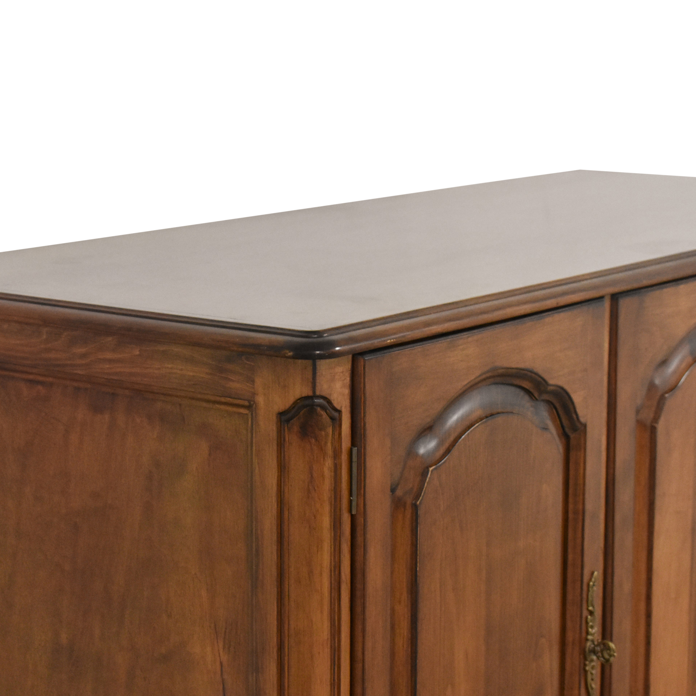 Custom Carved Sideboard ma