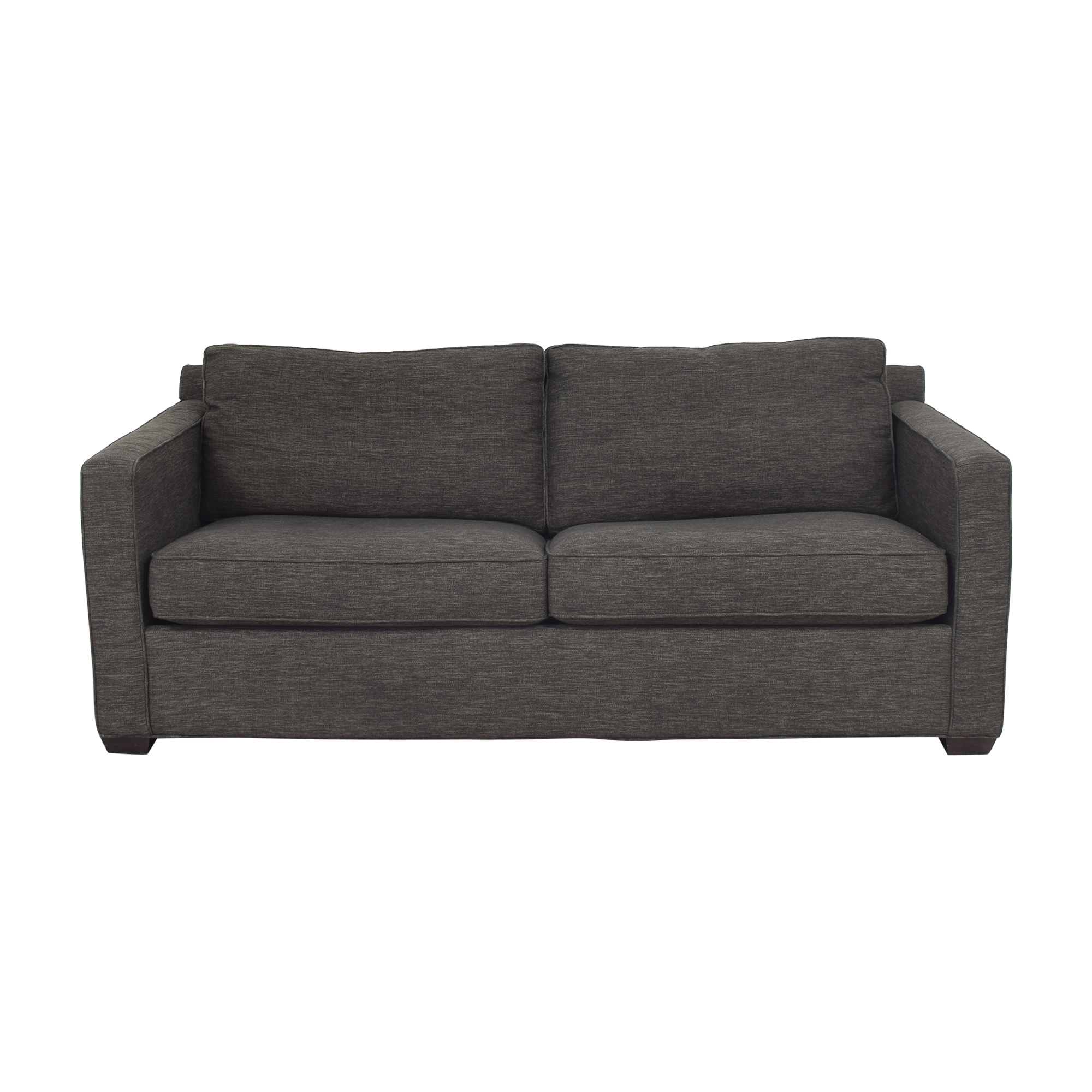 Crate & Barrel Crate & Barrel Davis Queen Sleeper Sofa second hand