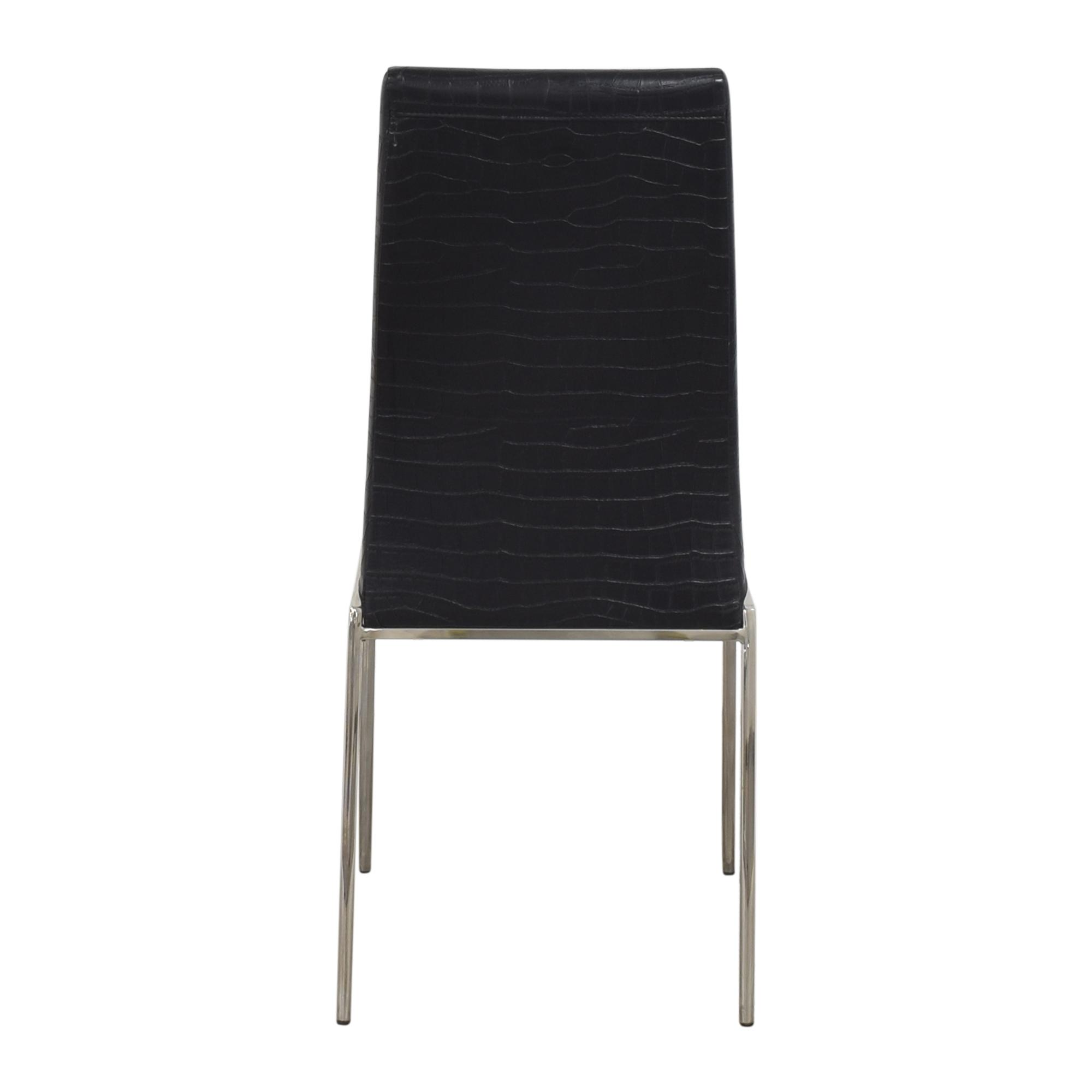 Stone International Stone International Claire Dining Side Chair black