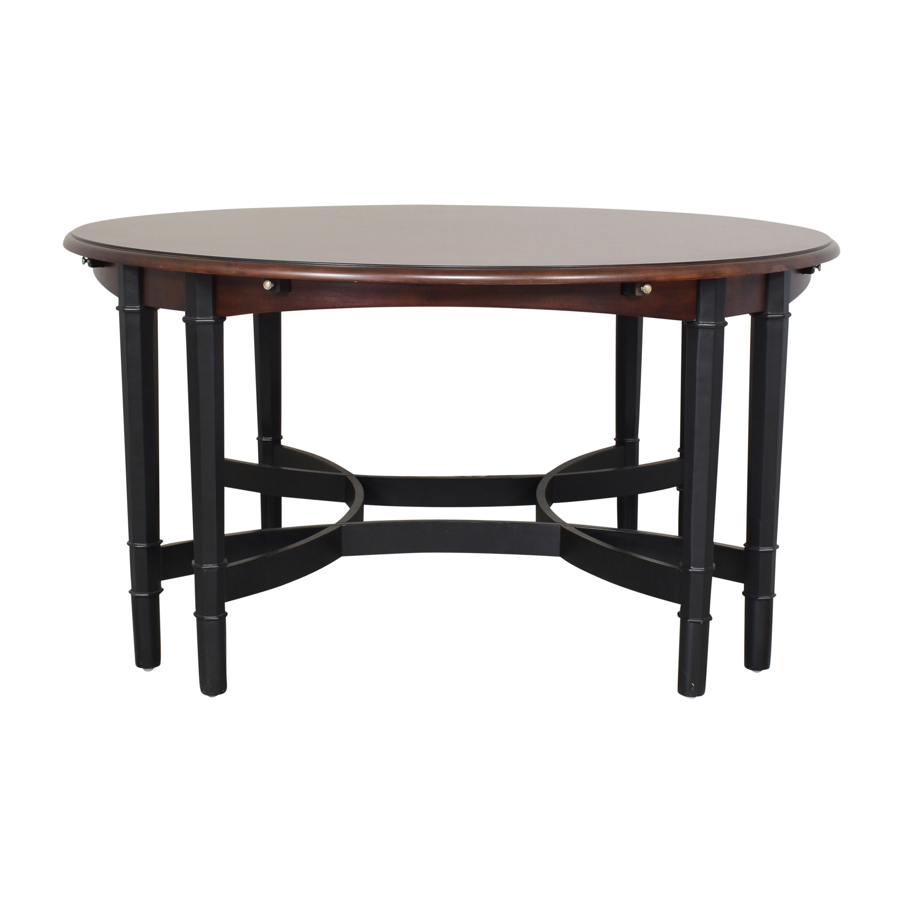 buy Drexel Heritage Round Extendable Dining Table Drexel Heritage