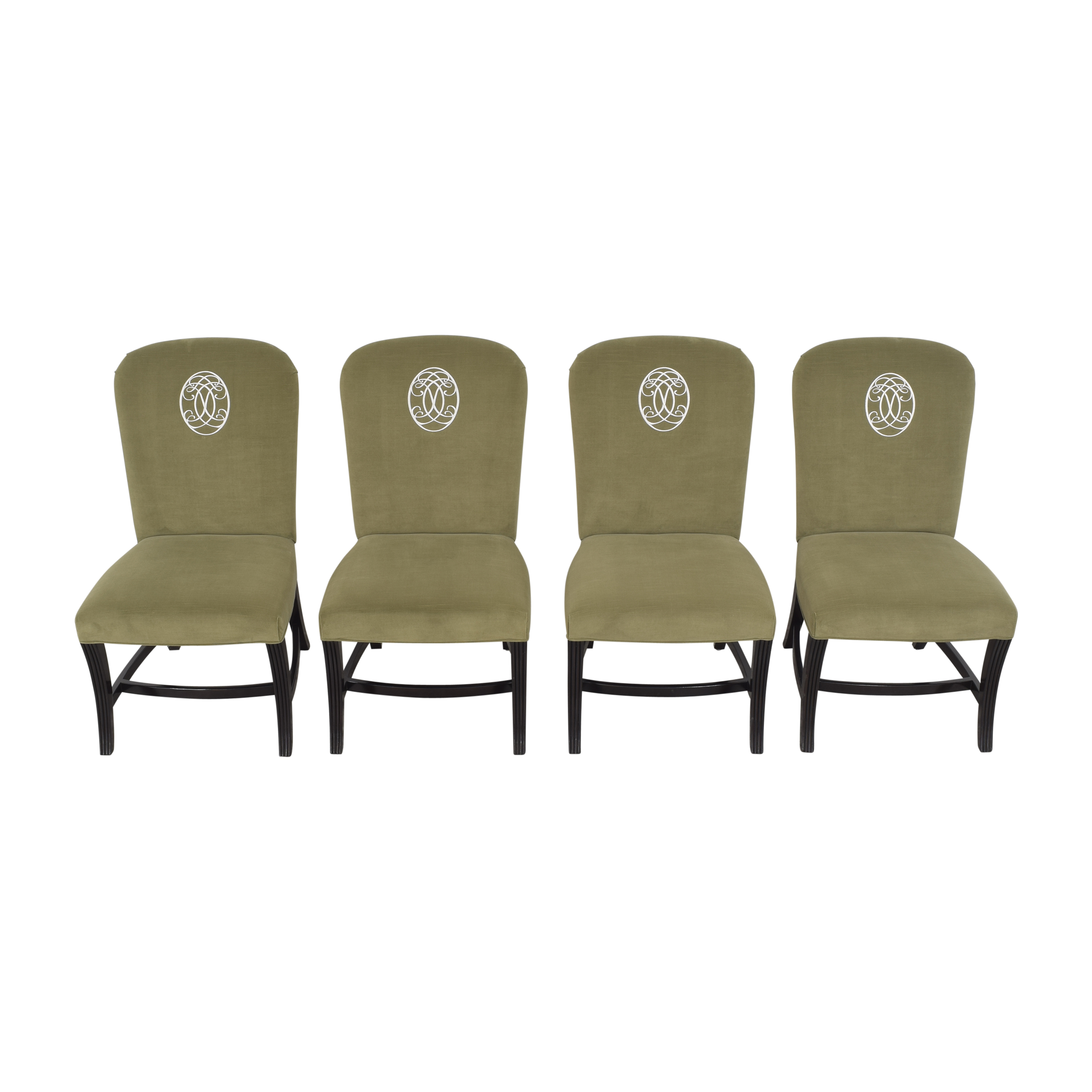 Drexel Heritage Drexel Heritage Upholstered Dining Chairs nyc