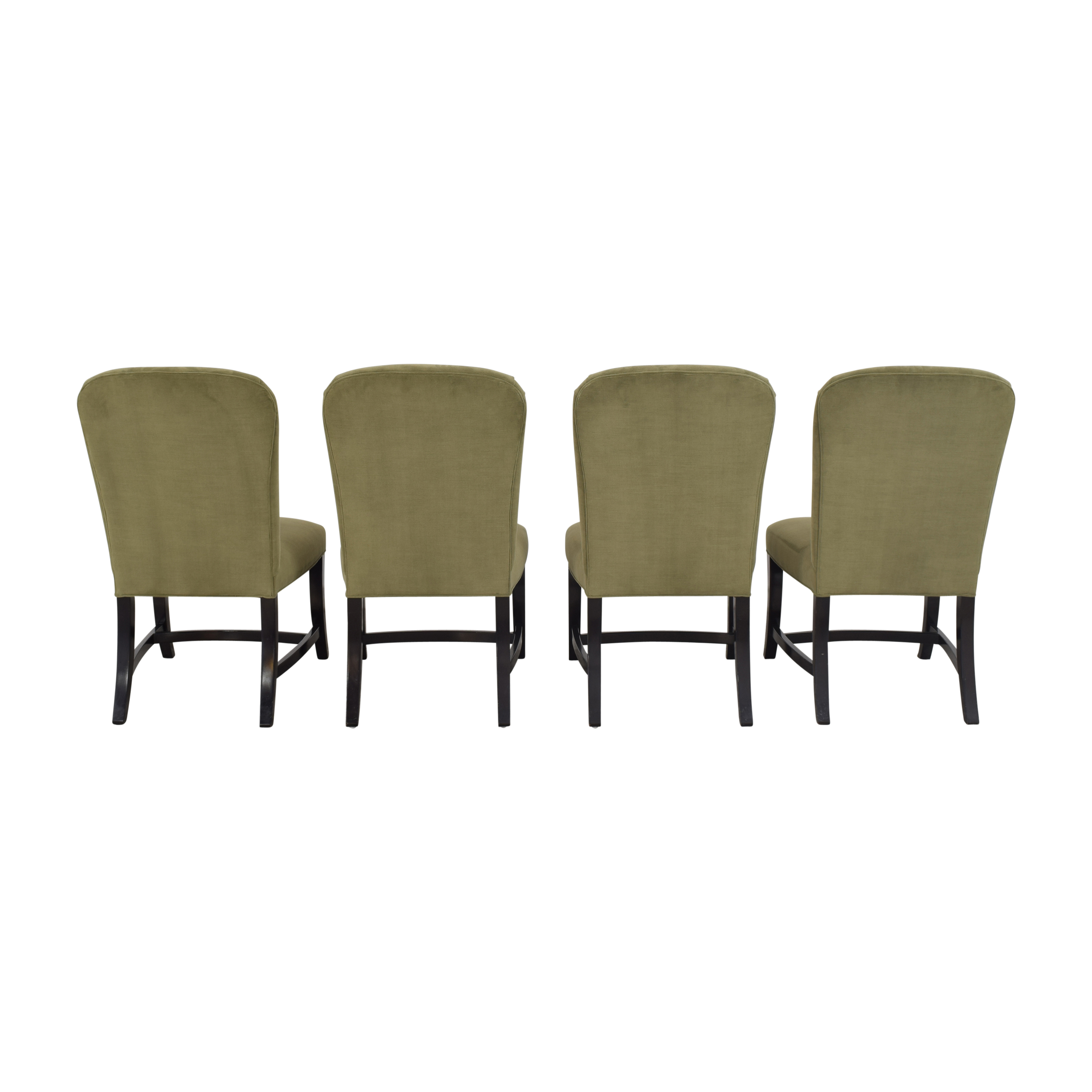 Drexel Heritage Drexel Heritage Upholstered Dining Chairs ma