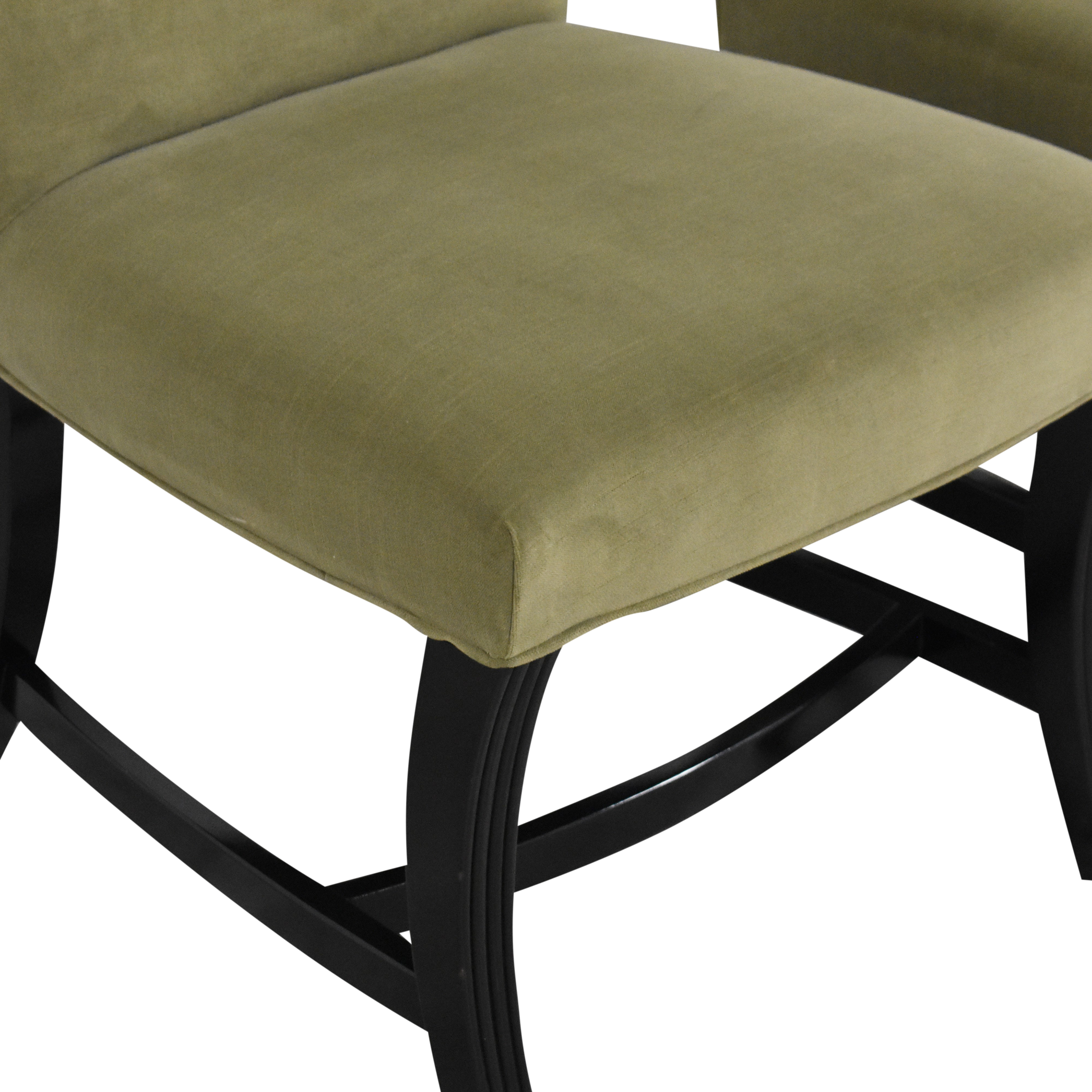 Drexel Heritage Drexel Heritage Upholstered Dining Chairs used