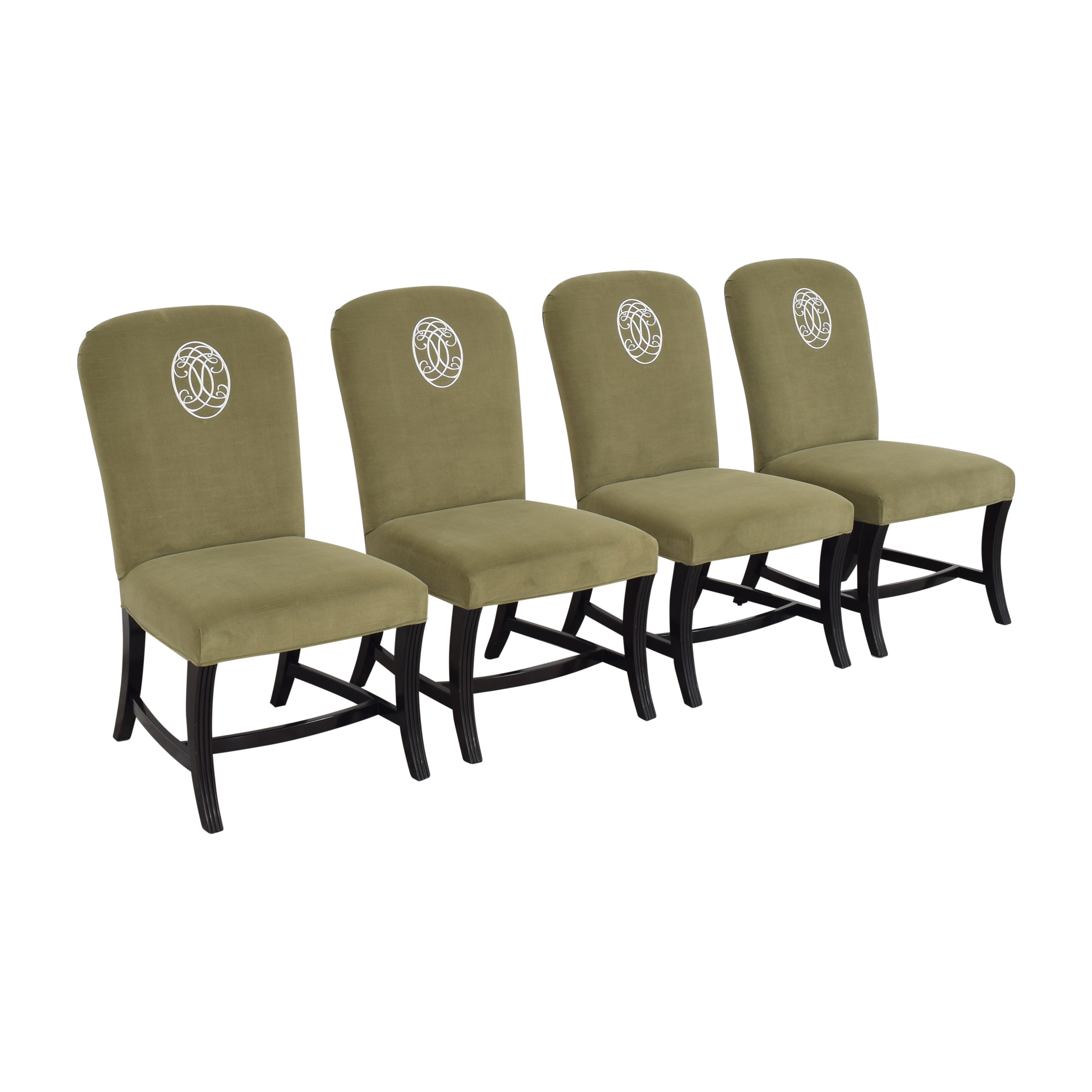 Drexel Heritage Drexel Heritage Upholstered Dining Chairs multi