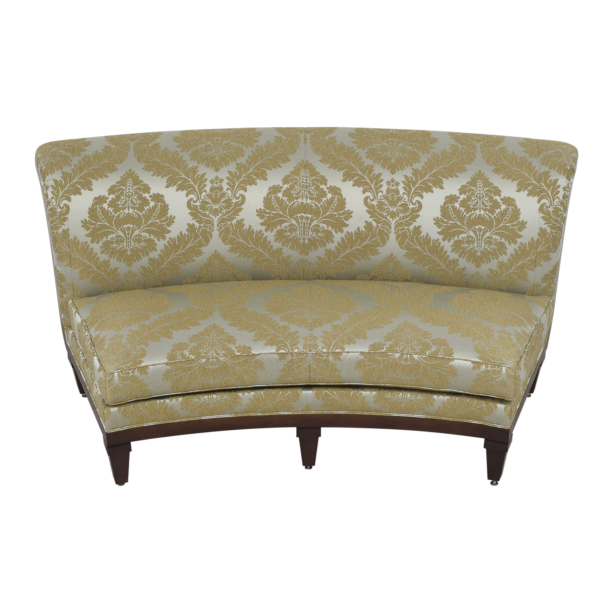 Drexel Heritage Drexel Heritage Curved Banquette pa