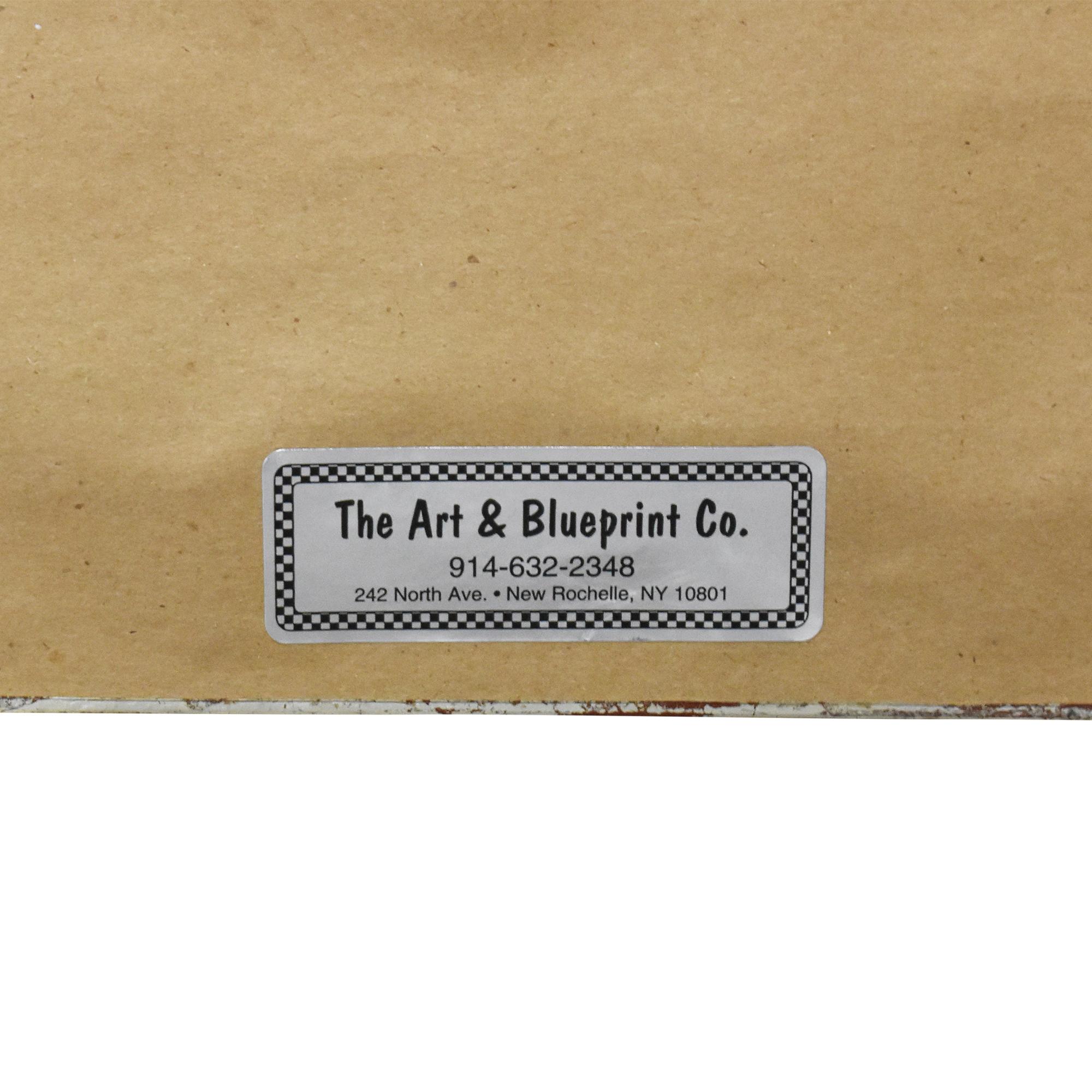 Framed Lake Como Tapestry price
