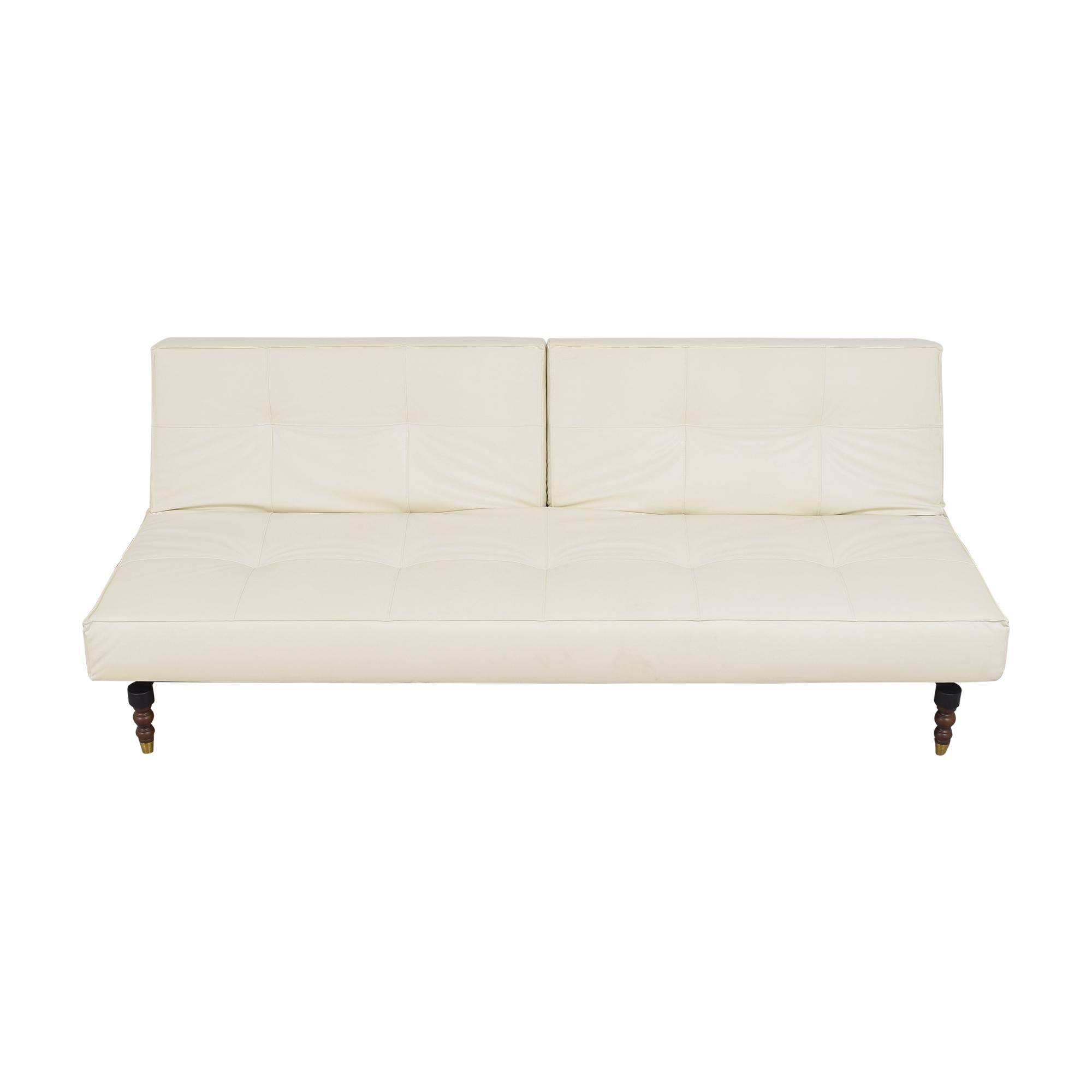 Innovation Living Innovation Living Splitback Convertible Sleeper Sofa pa
