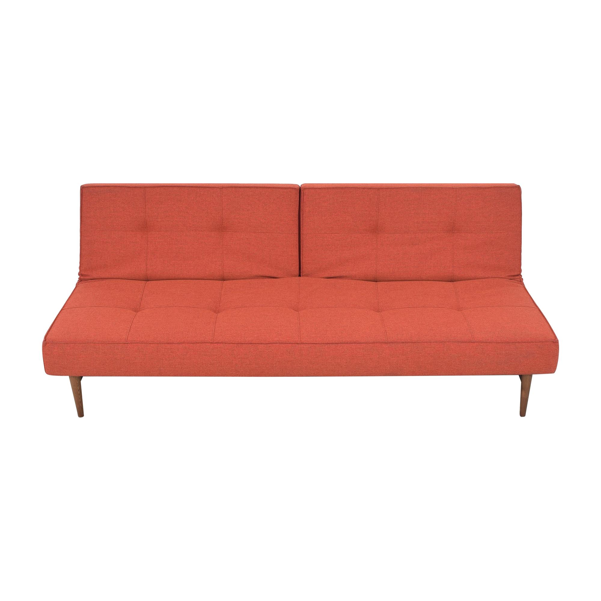 buy Innovation Living Splitback Convertible Sofa Bed Innovation Living