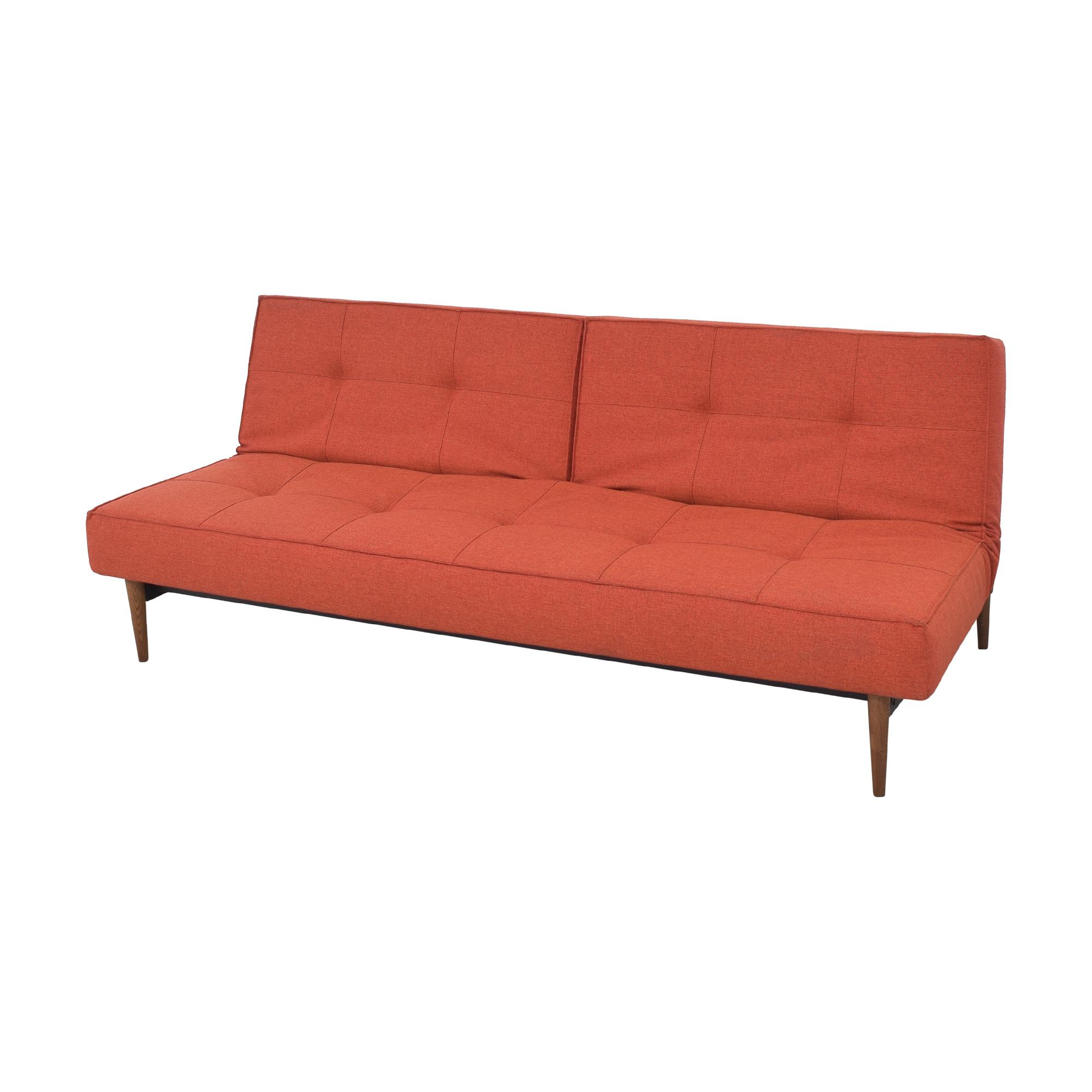 Innovation Living Splitback Convertible Sofa Bed Innovation Living