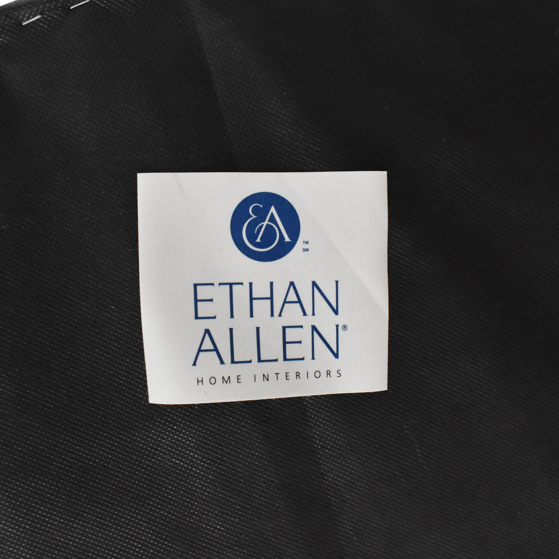 Ethan Allen Ethan Allen Anton Ottoman ct