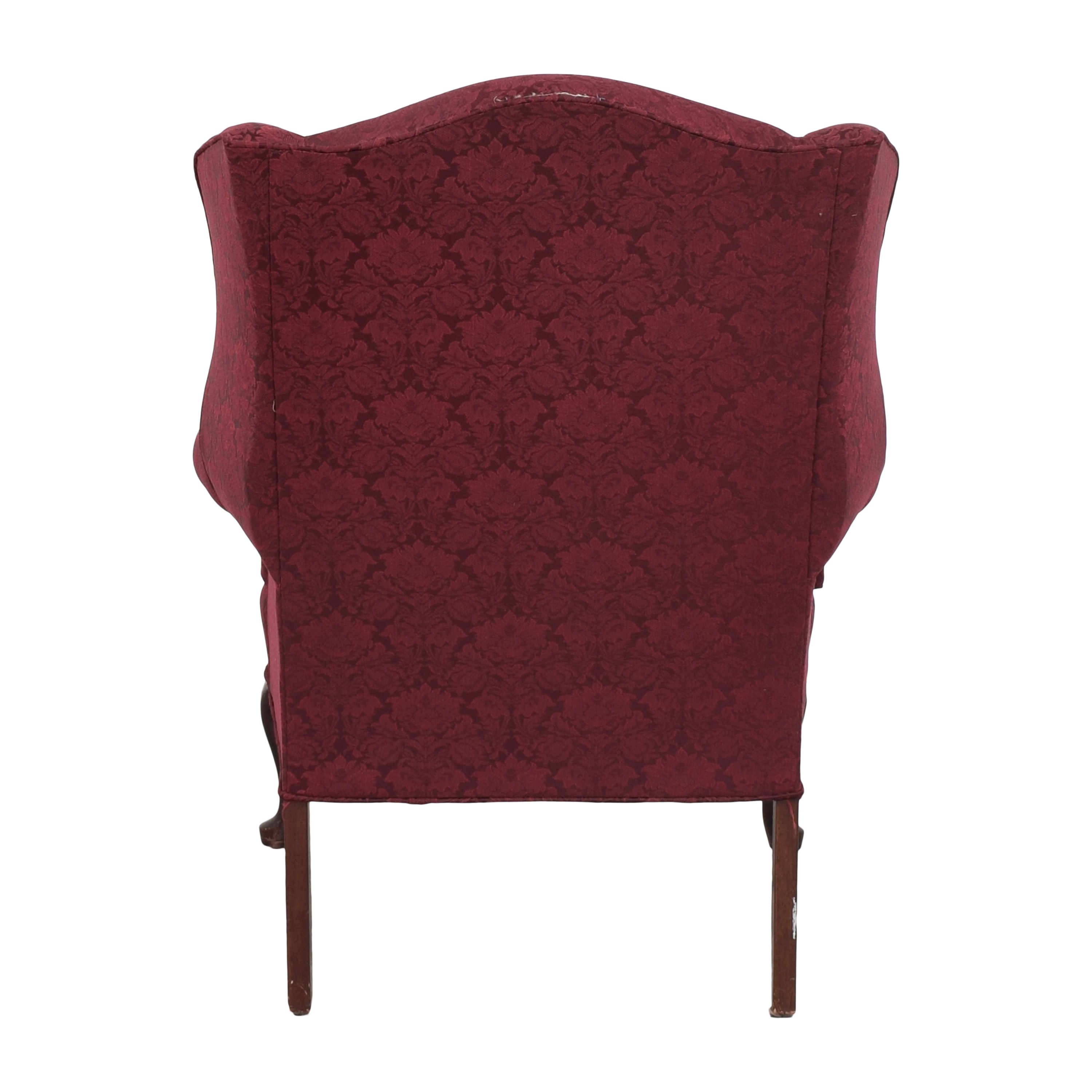 Crystal Furniture Crystal Furniture Wingback Accent Chair discount
