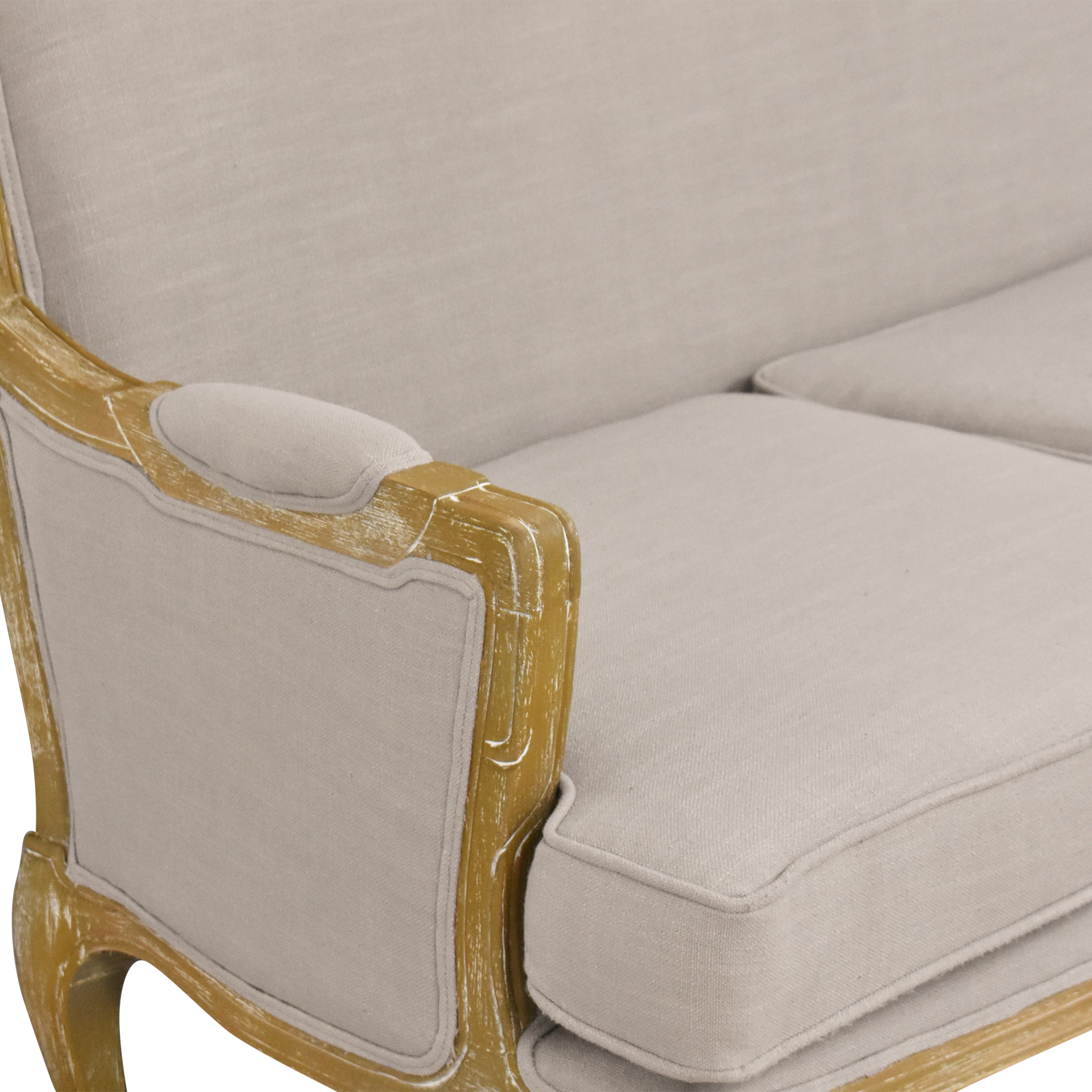 Wayfair Lark Manor Milieu Classic French Sofa / Classic Sofas