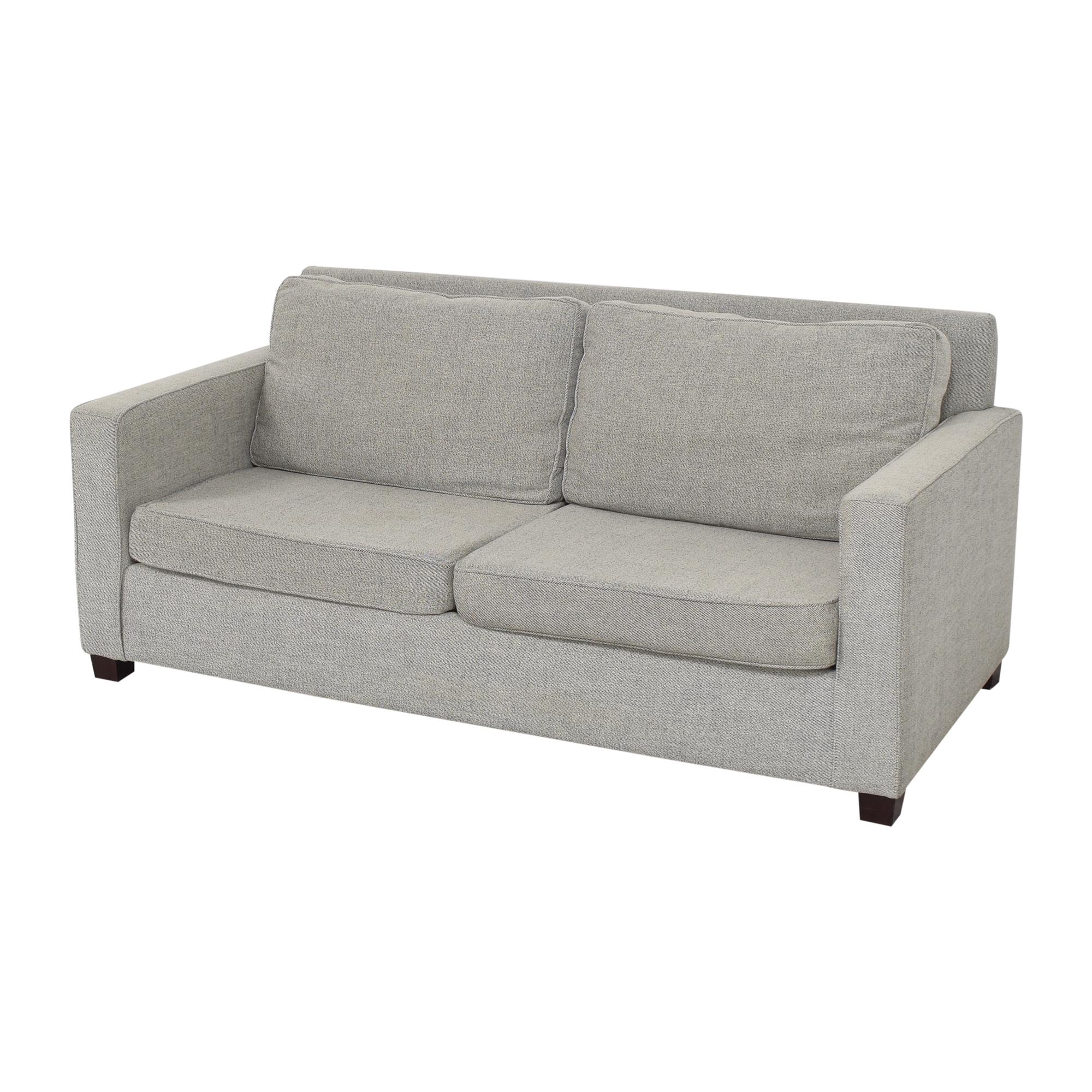 West Elm Henry Two Cushion Sofa / Classic Sofas