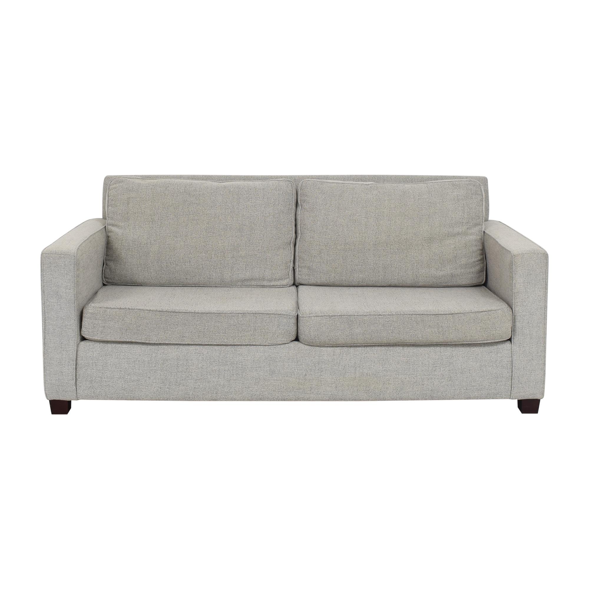 buy West Elm Henry Two Cushion Sofa West Elm Classic Sofas