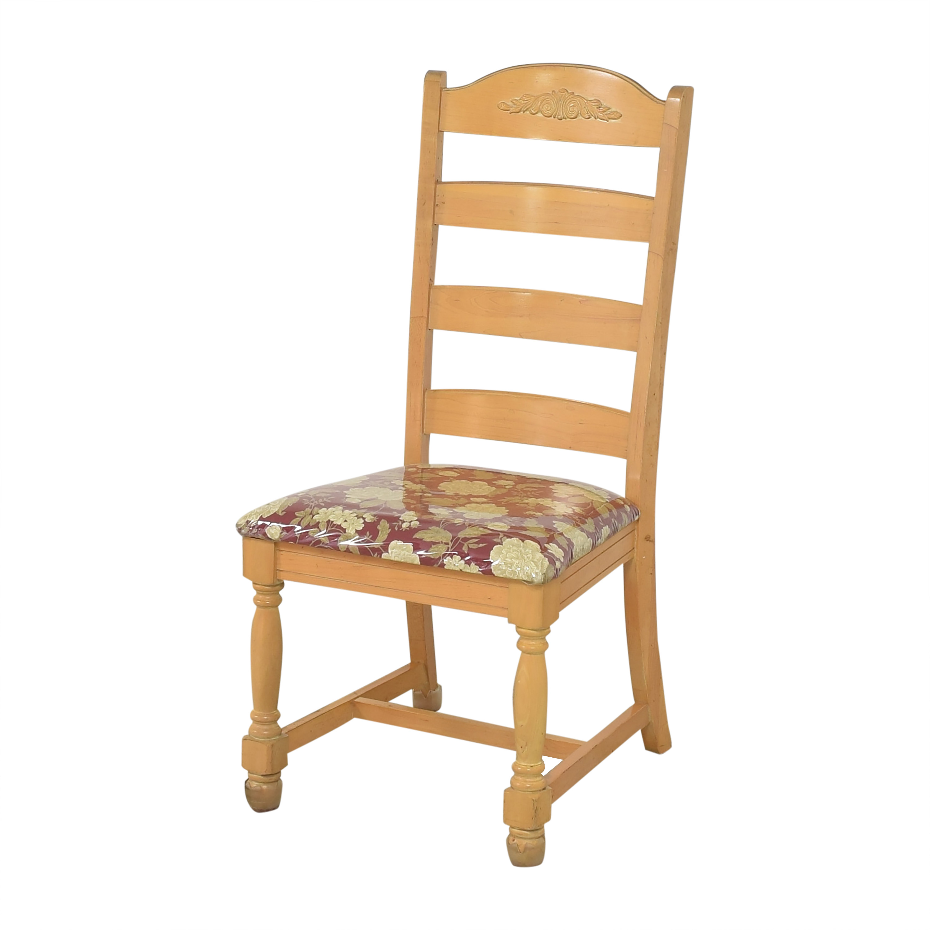 Broyhill Furniture Broyhill Ladderback Dining Chairs second hand