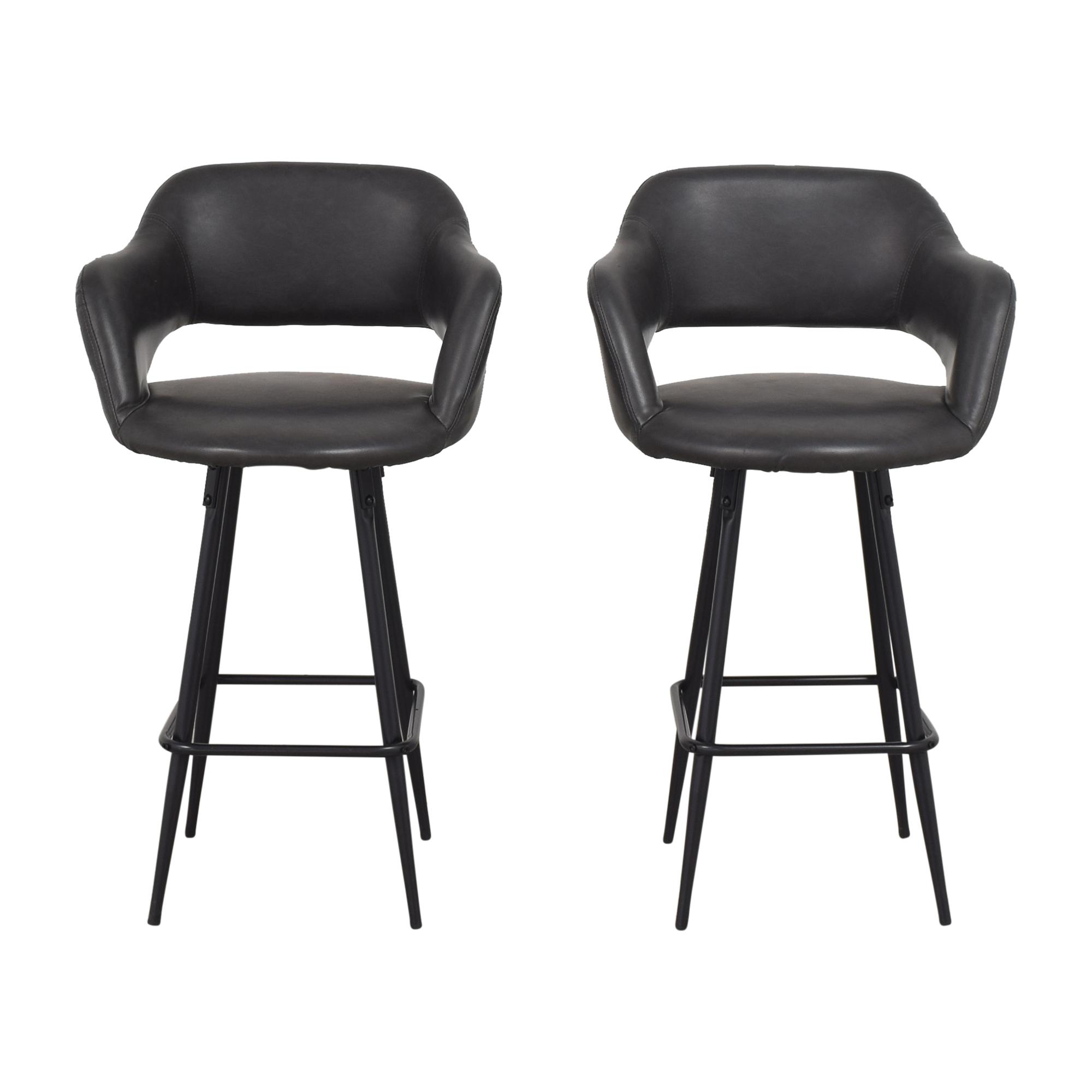 Allmodern Raphael Upholstered Bar Stools / Stools