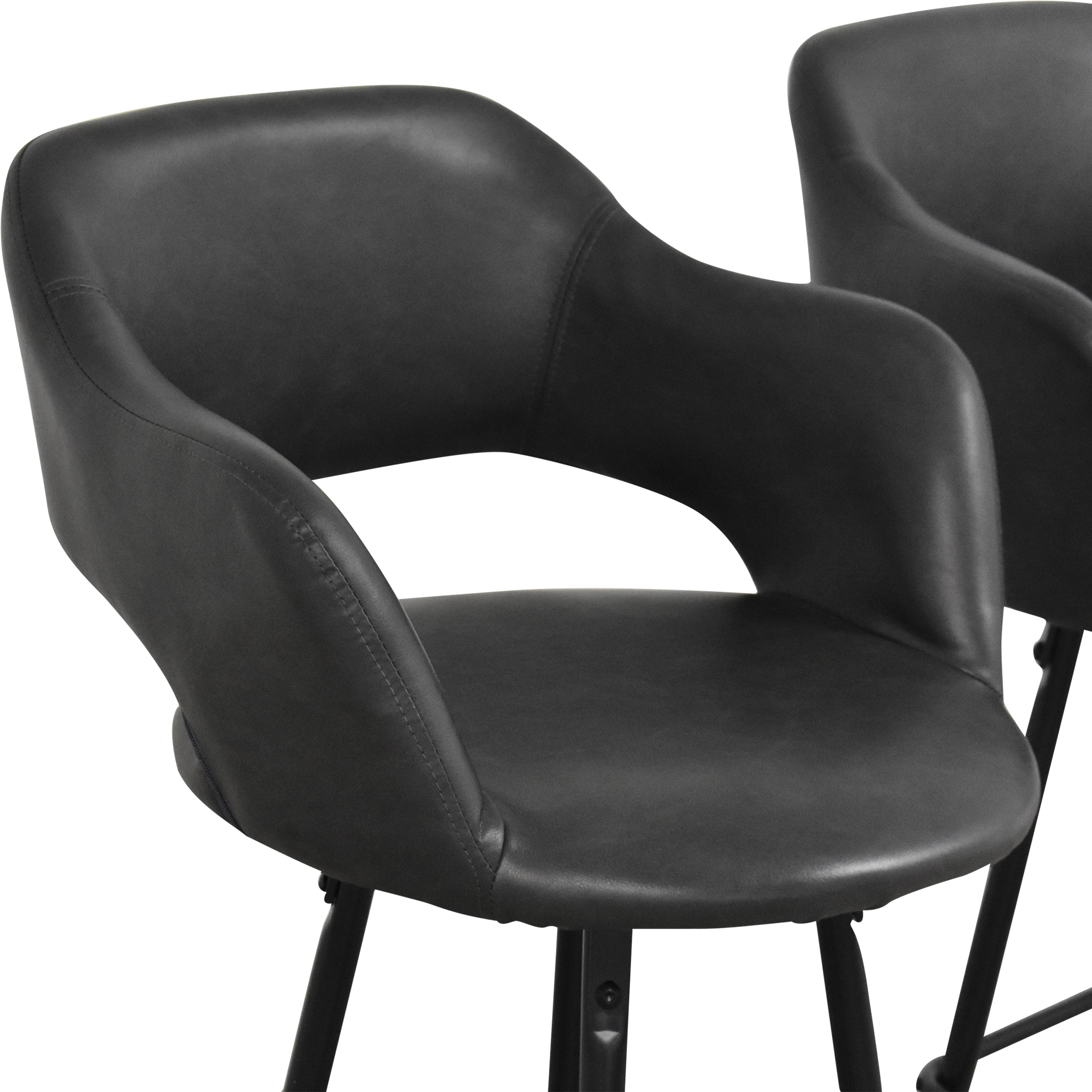 AllModern Allmodern Raphael Upholstered Bar Stools dimensions