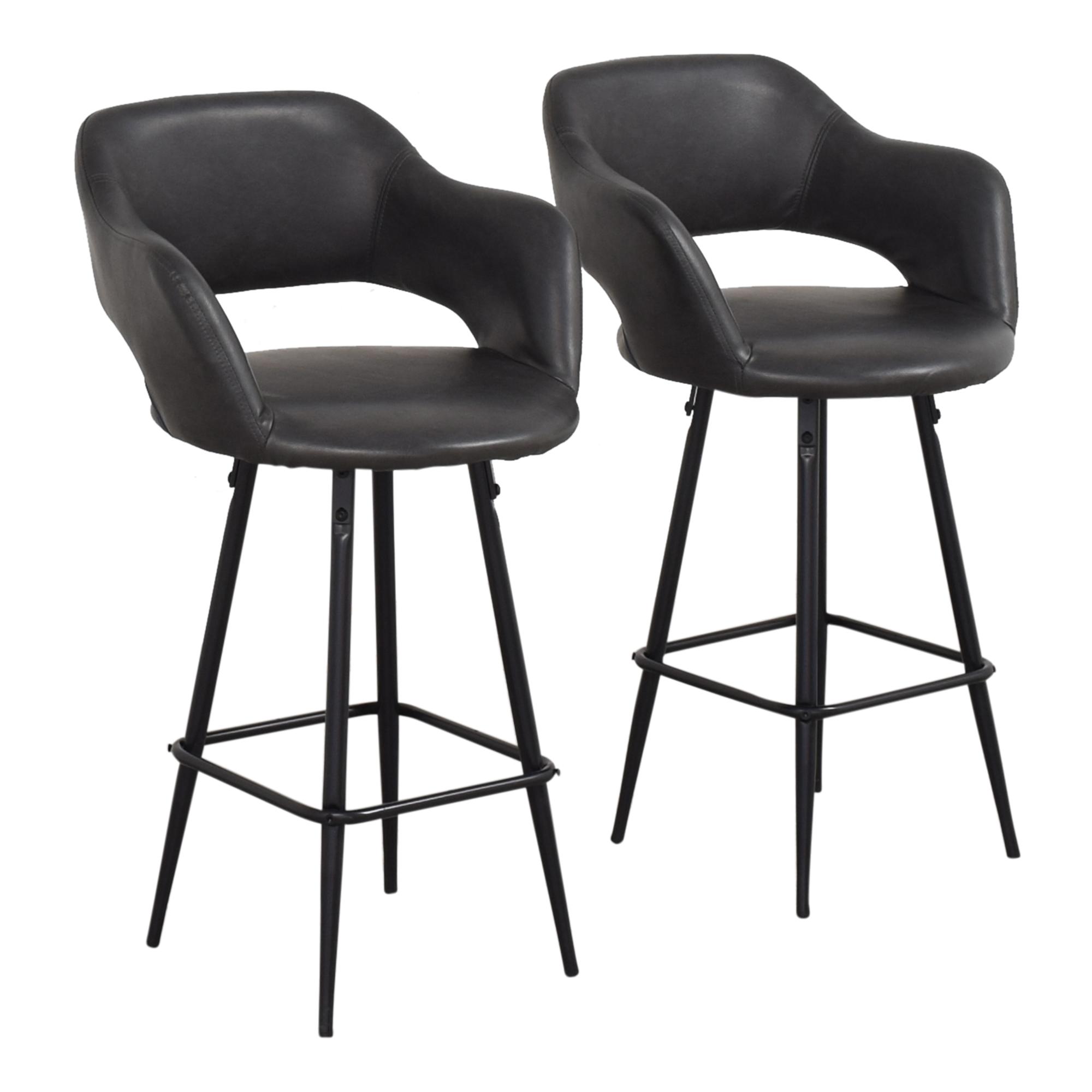 AllModern Allmodern Raphael Upholstered Bar Stools on sale