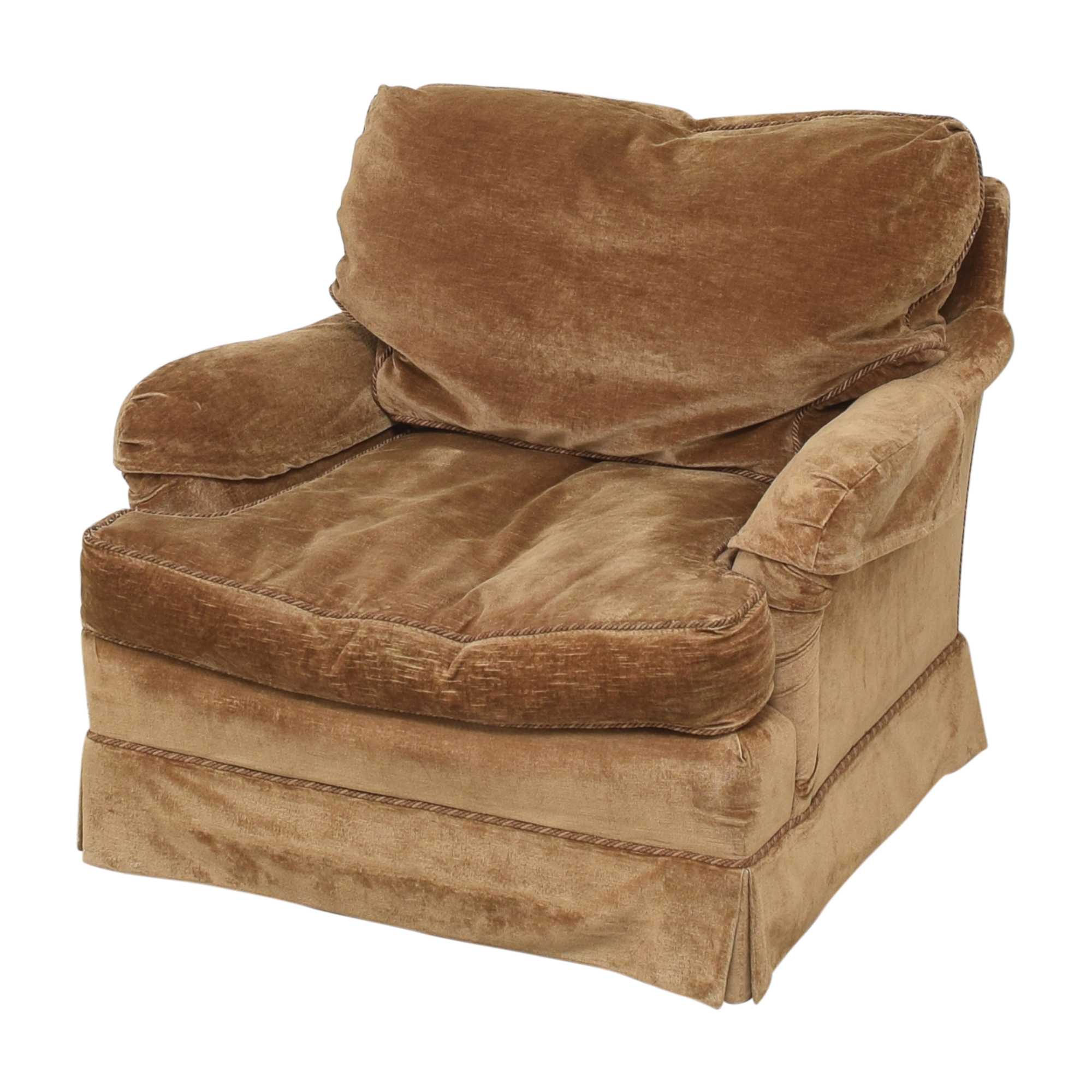 Michael Thomas Michael Thomas Custom Club Chair used
