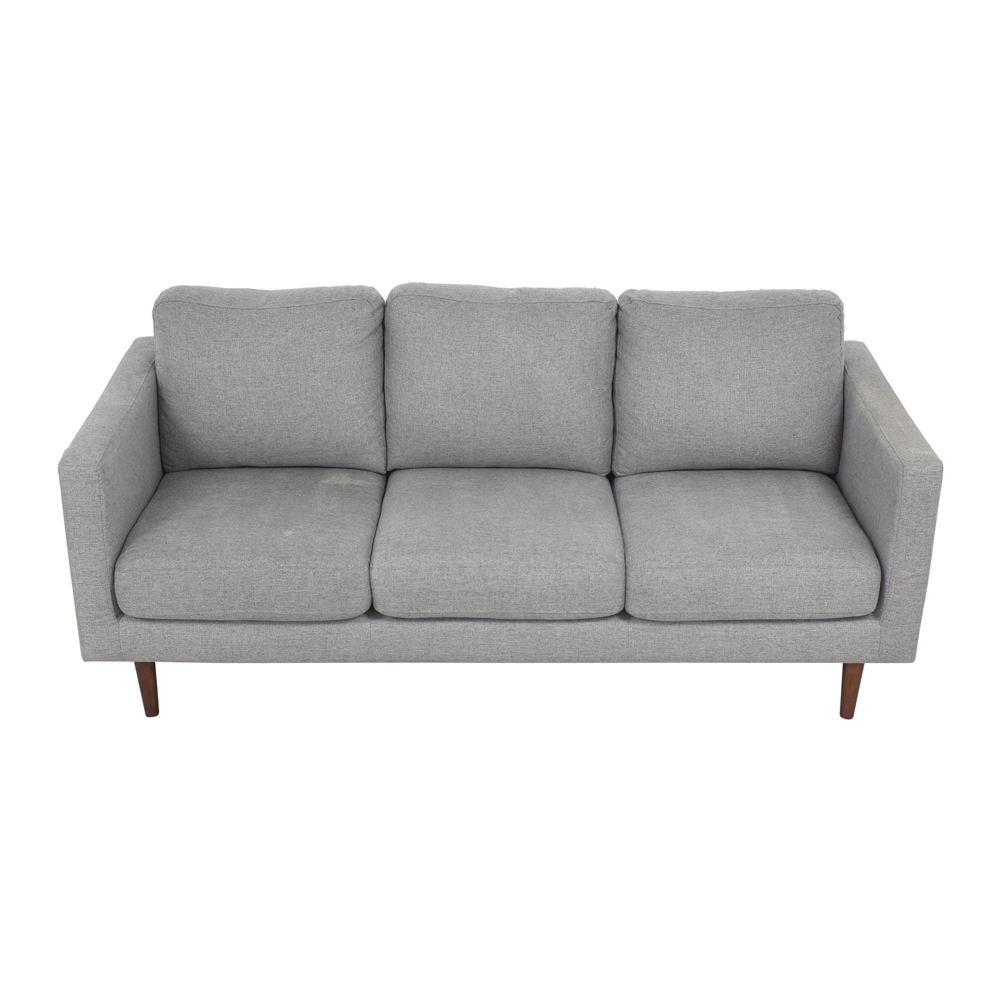 Amazon Rivet Revolve Modern Upholstered Sofa sale