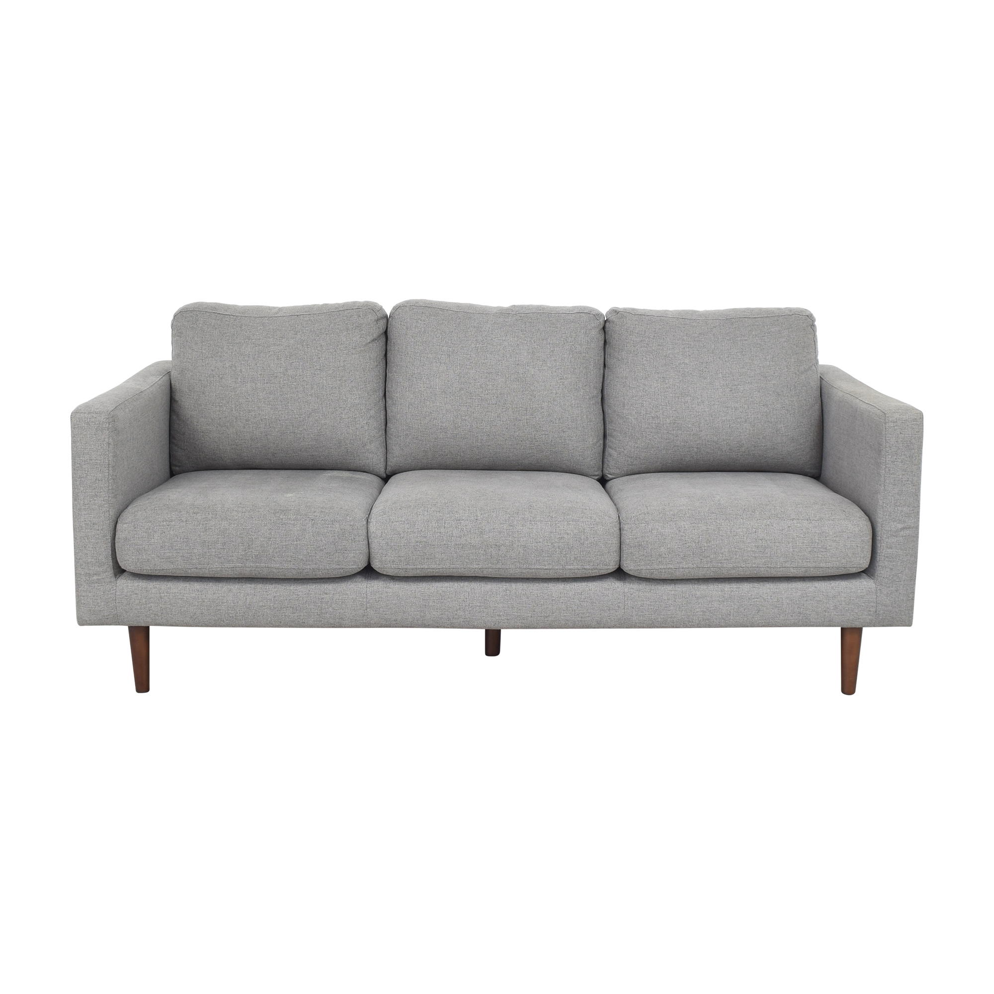 Amazon Amazon Rivet Revolve Modern Upholstered Sofa discount