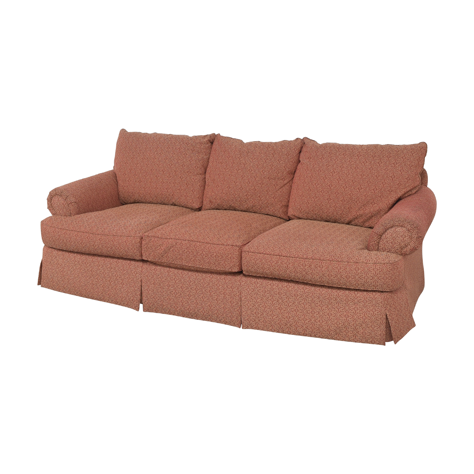 Thomasville Thomasville Three Cushion Sofa  ct